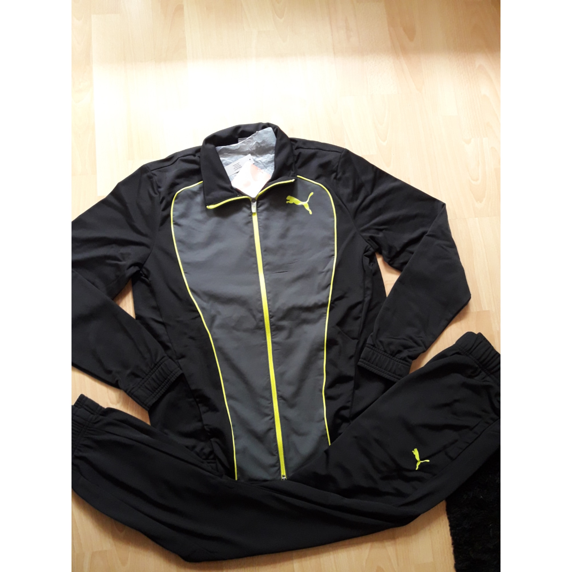 Ensemble jogging PUMA Noir