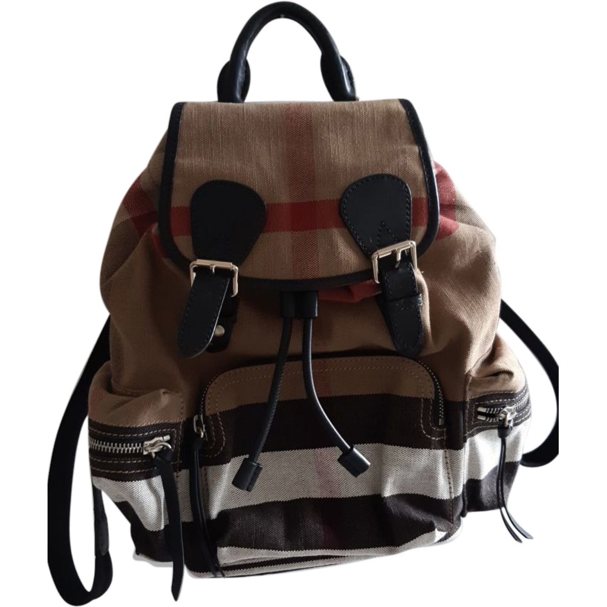 Backpack BURBERRY Multicolor