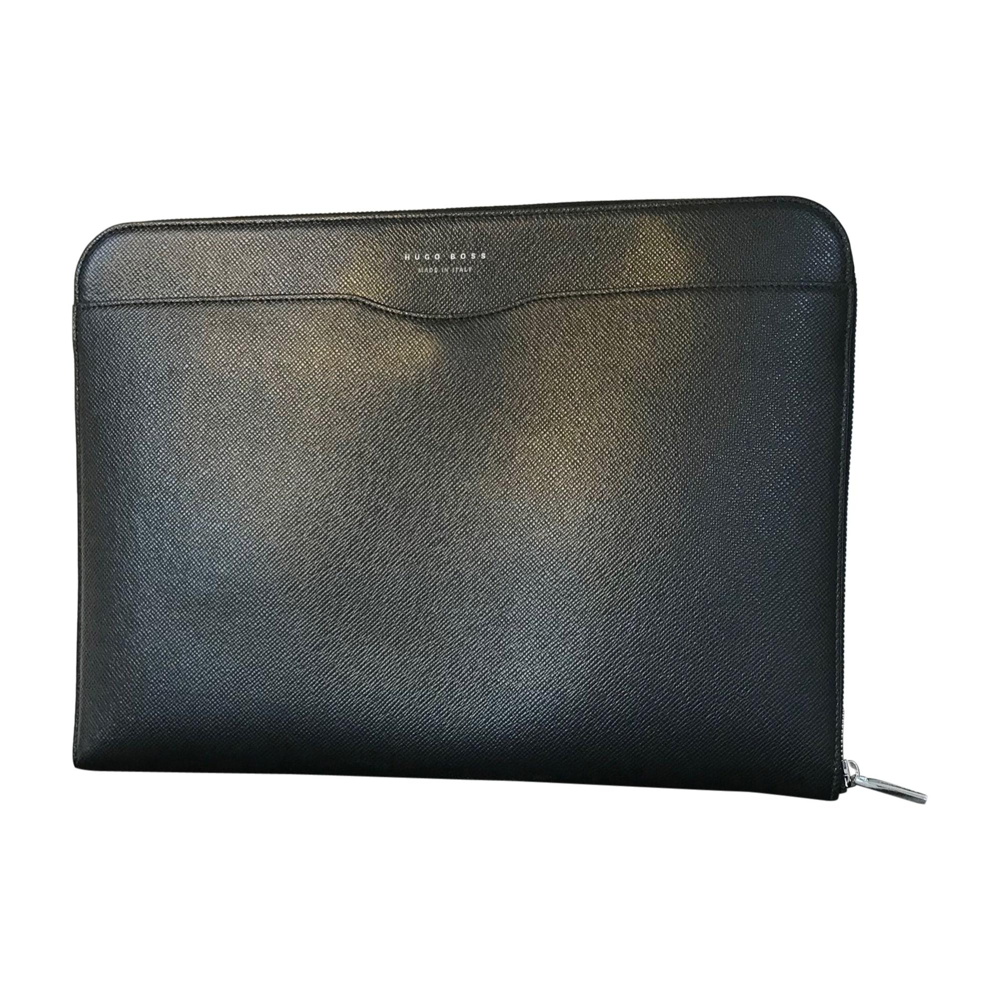 Porte document, serviette HUGO BOSS Noir