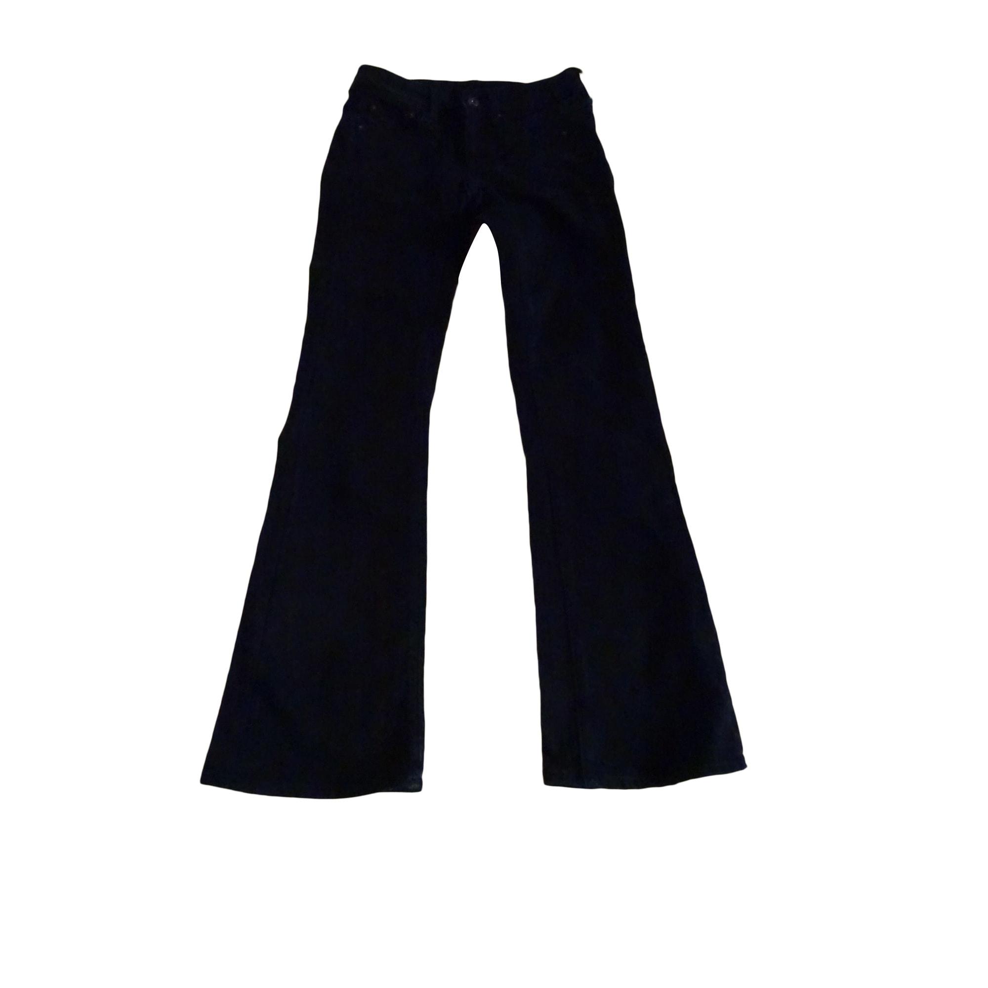 Jeans évasé, boot-cut G-STAR Noir