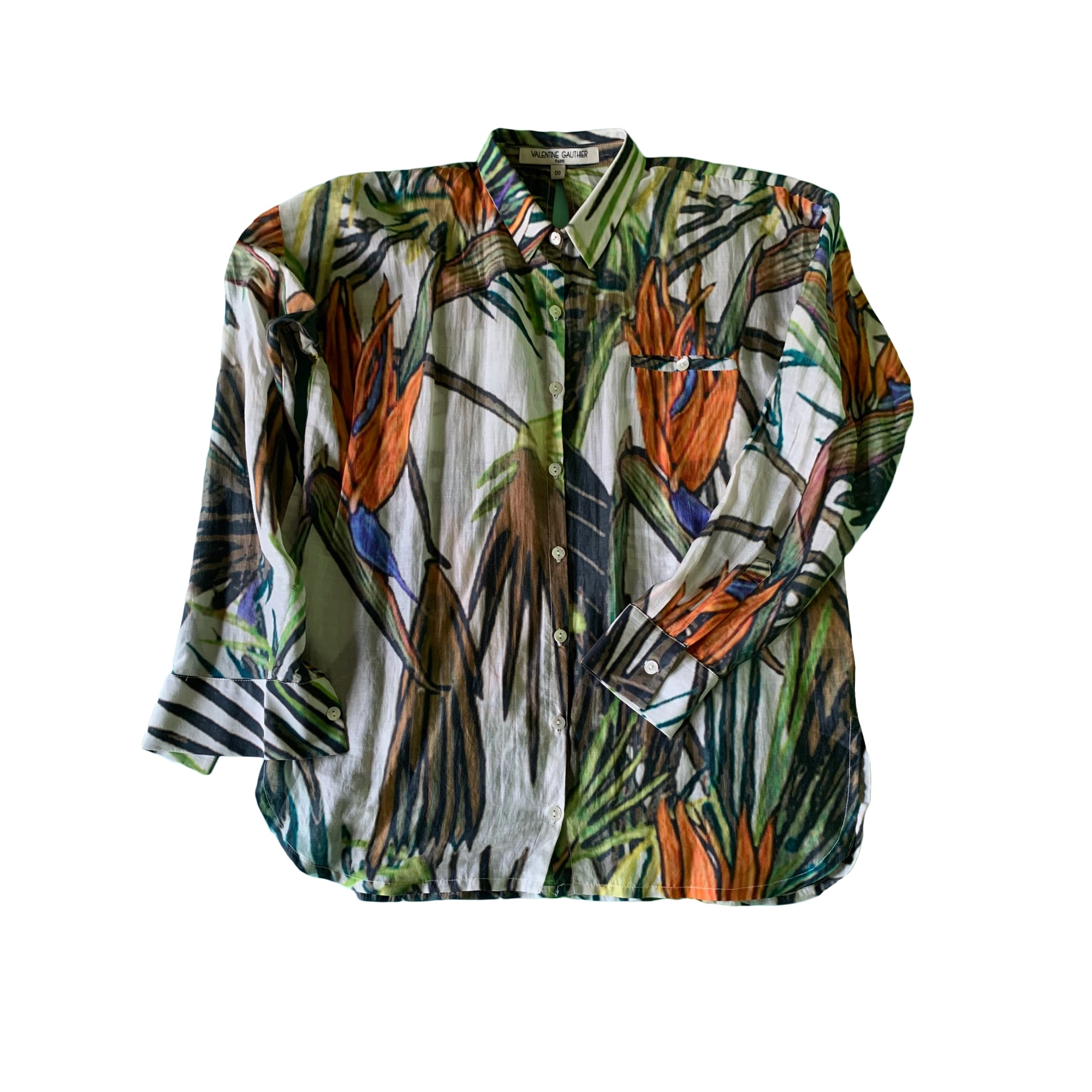 Shirt VALENTINE GAUTHIER Multicolor