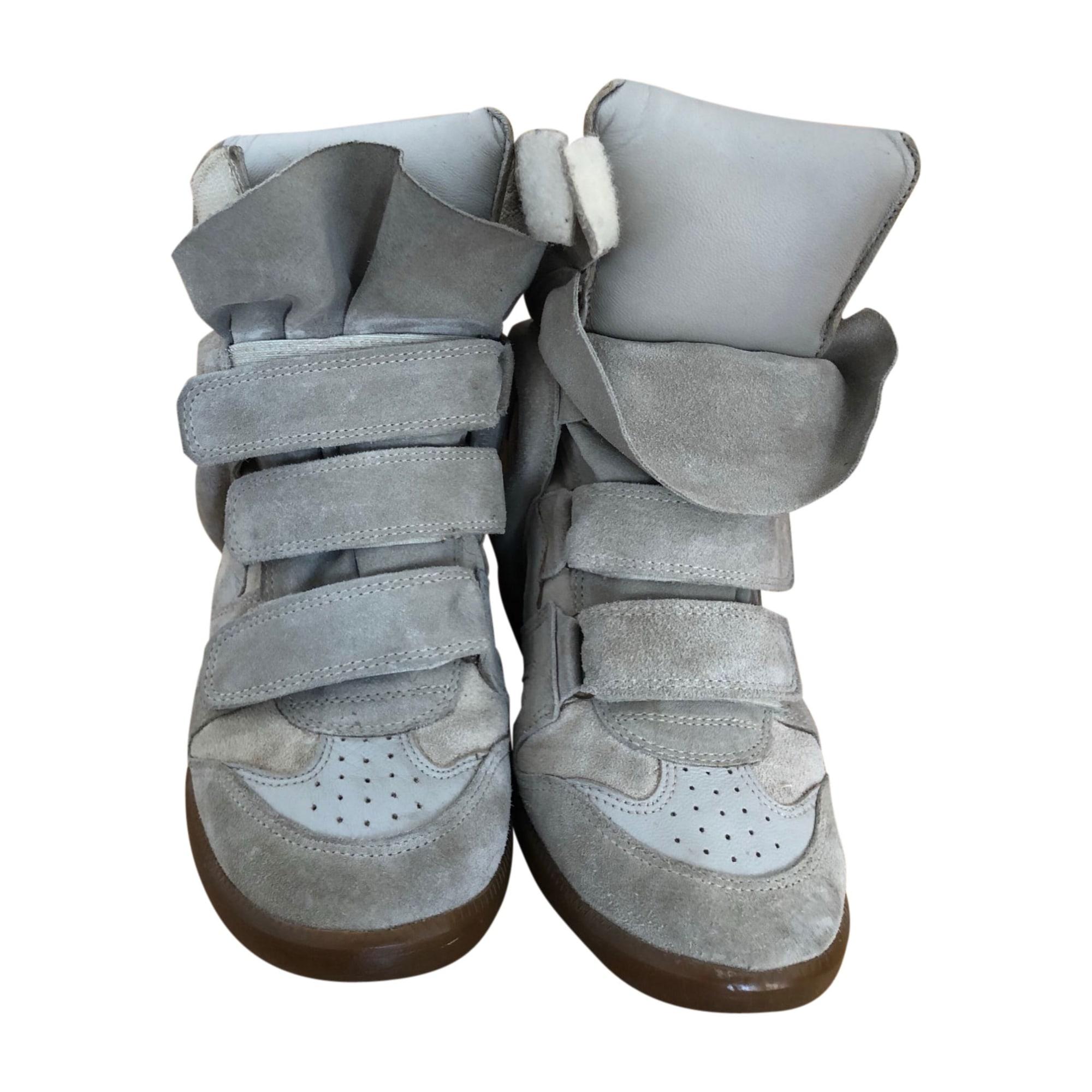 Sneakers ISABEL MARANT Beige, camel