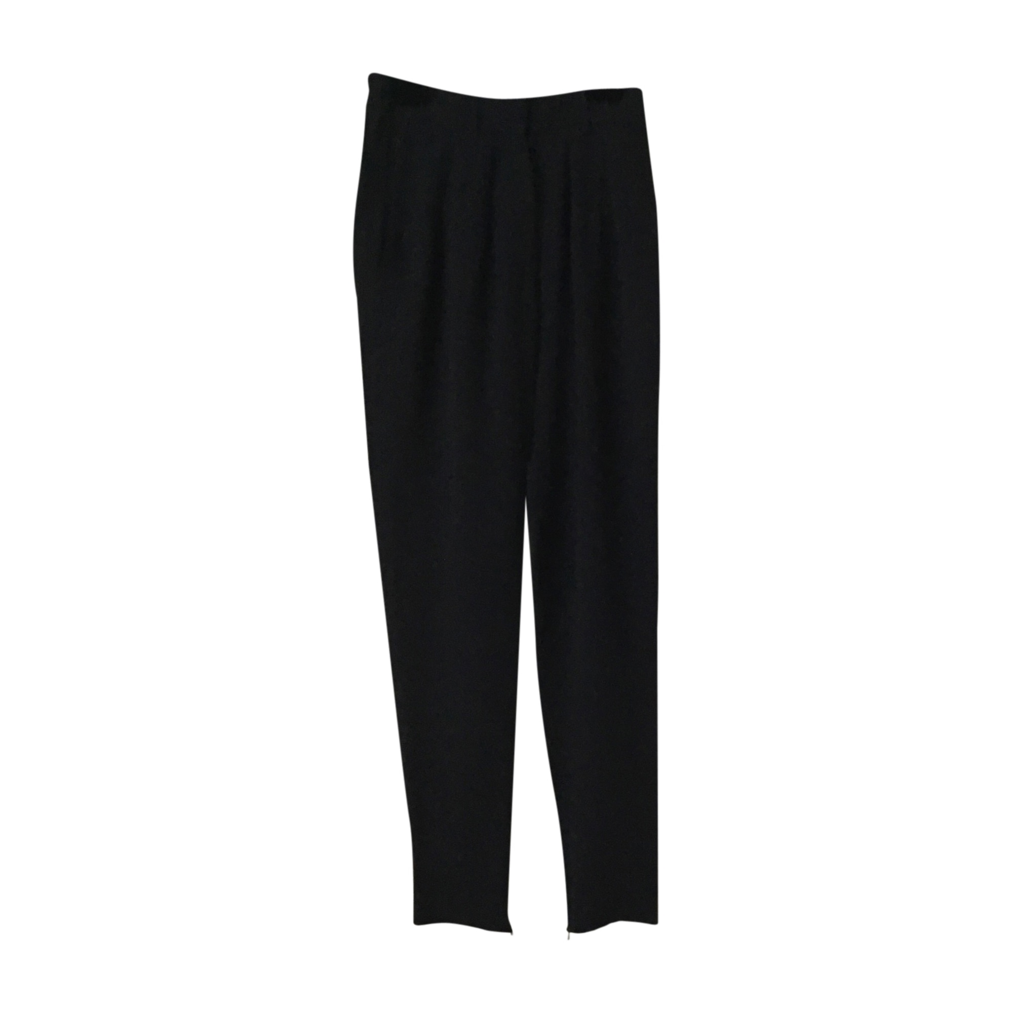 Pantalon carotte ISABEL MARANT Noir
