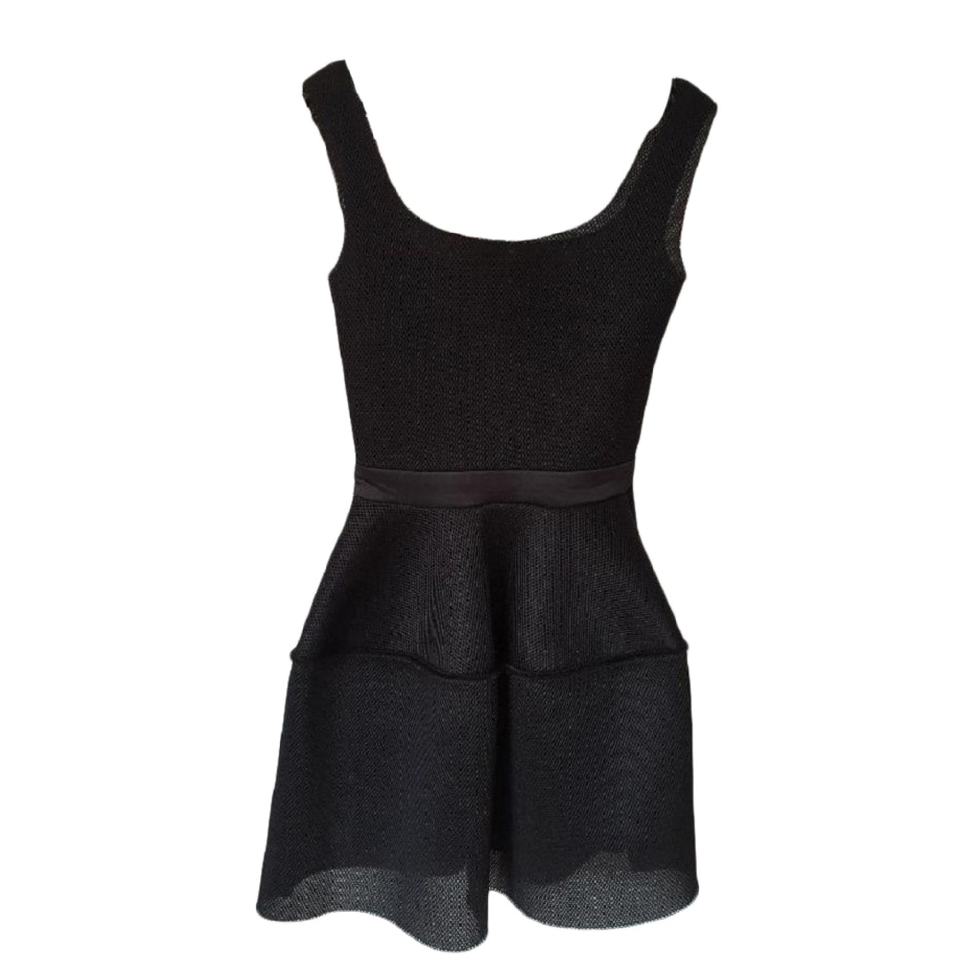 Mini Dress MAJE Black