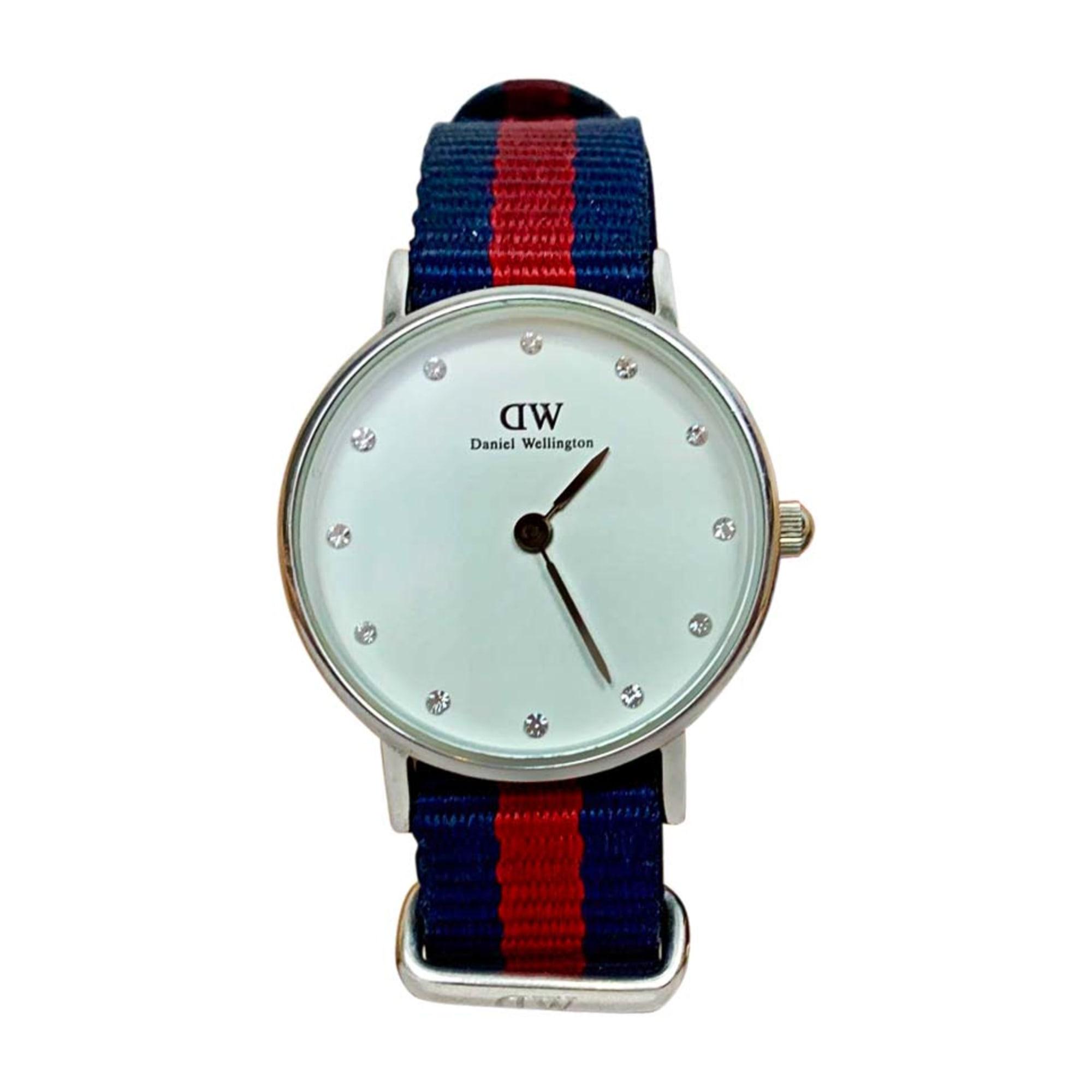 Armbanduhr DANIEL WELLINGTON Silberfarben, stahlfarben
