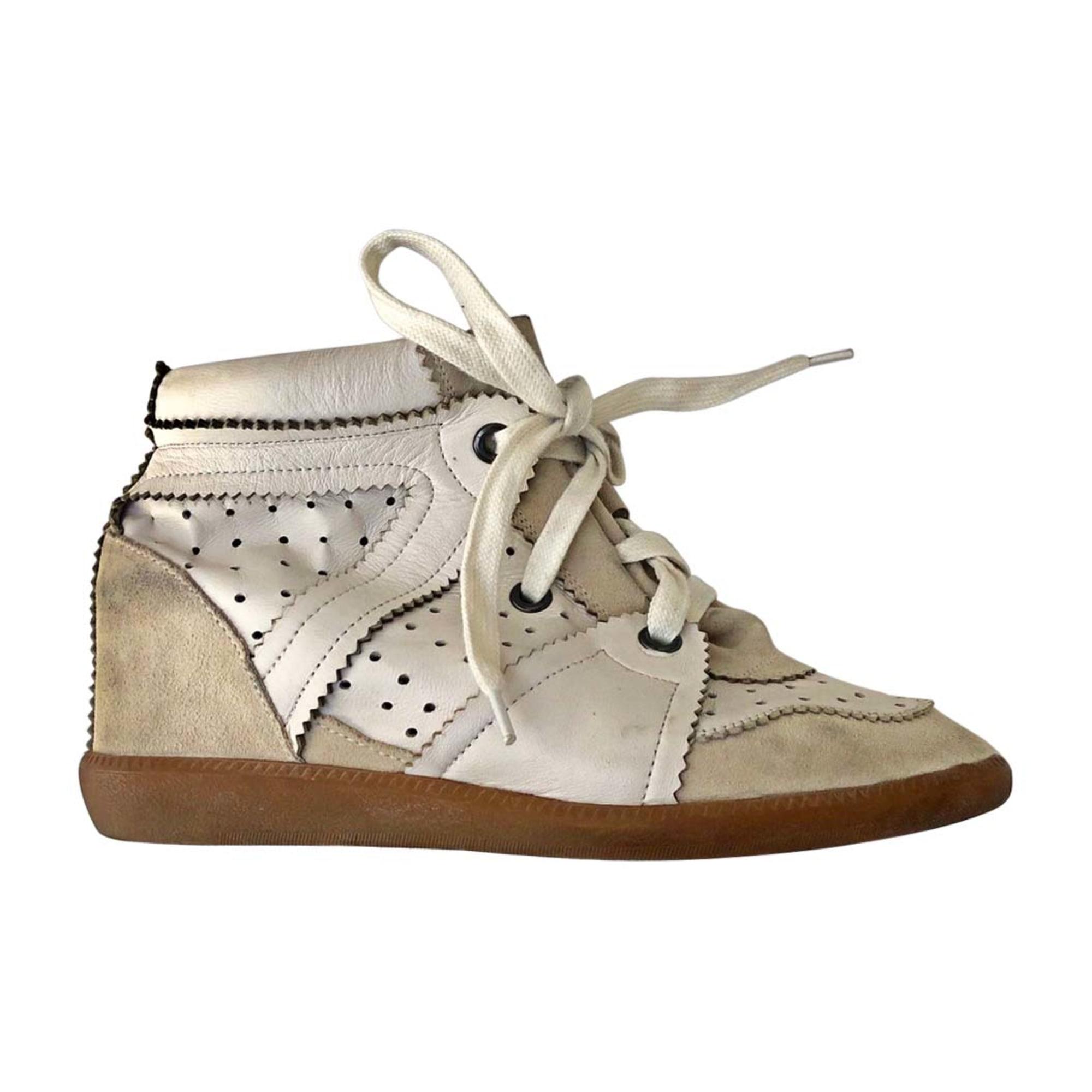 Sneakers ISABEL MARANT White, off-white, ecru