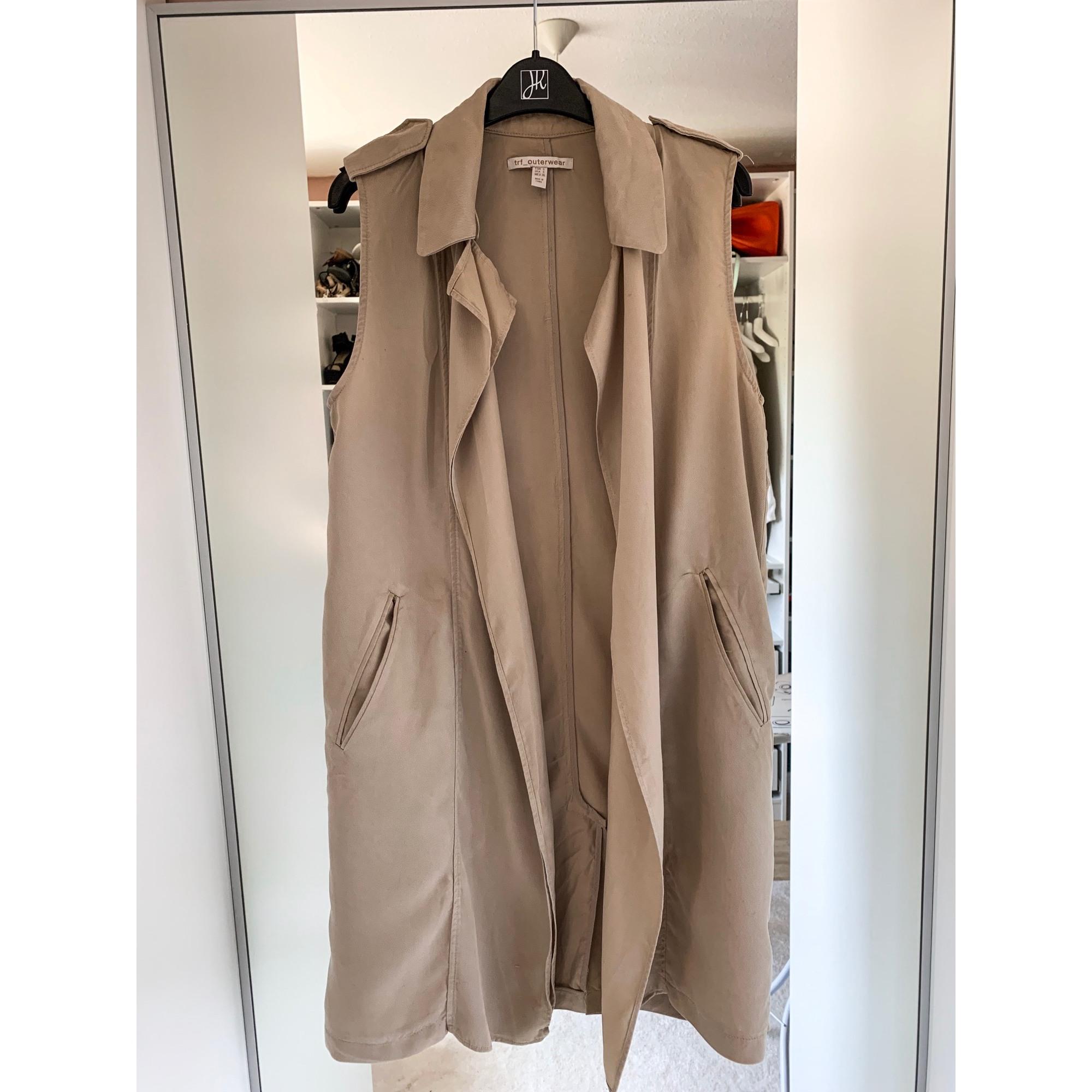 Jacket ZARA Beige, camel