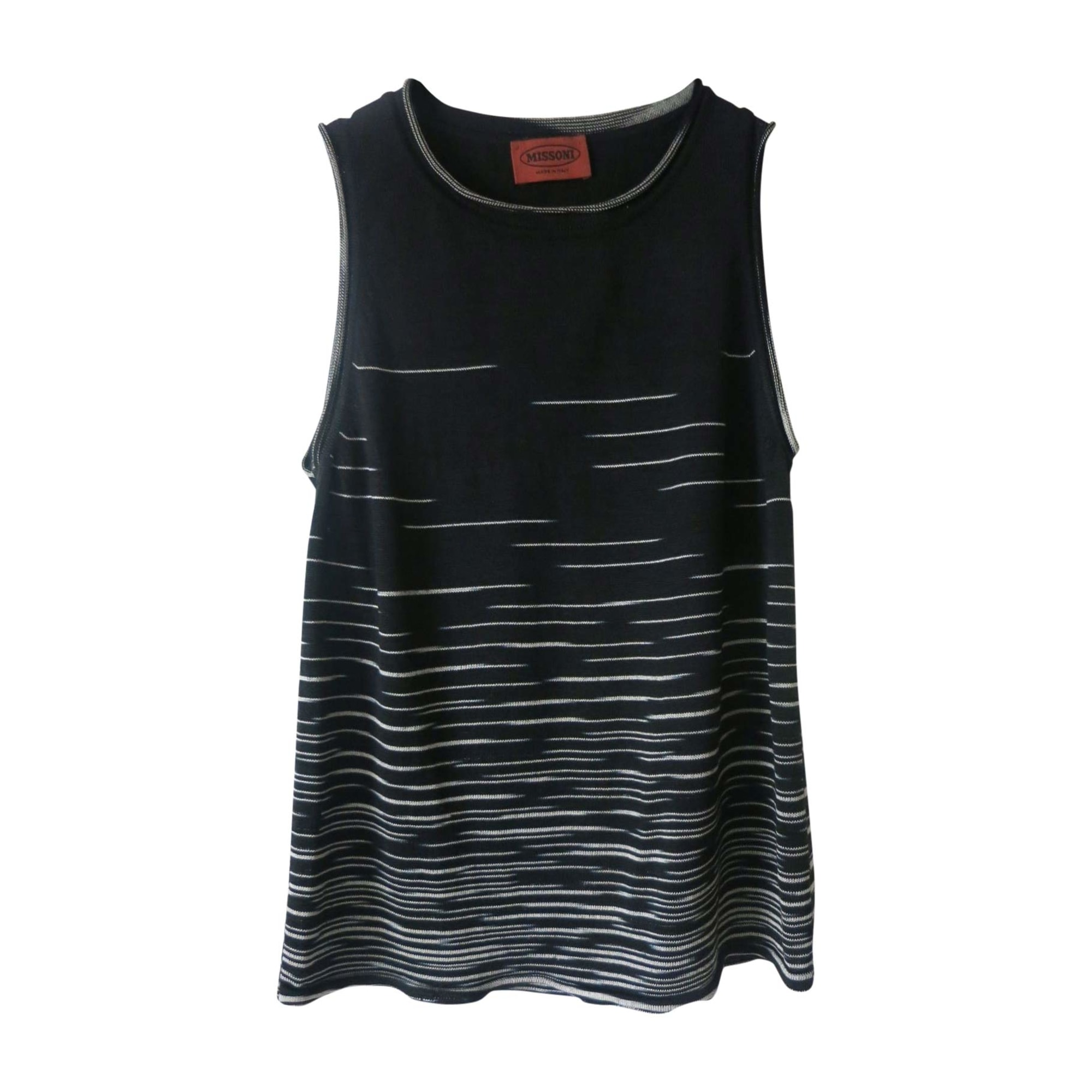 Top, tee-shirt MISSONI Noir