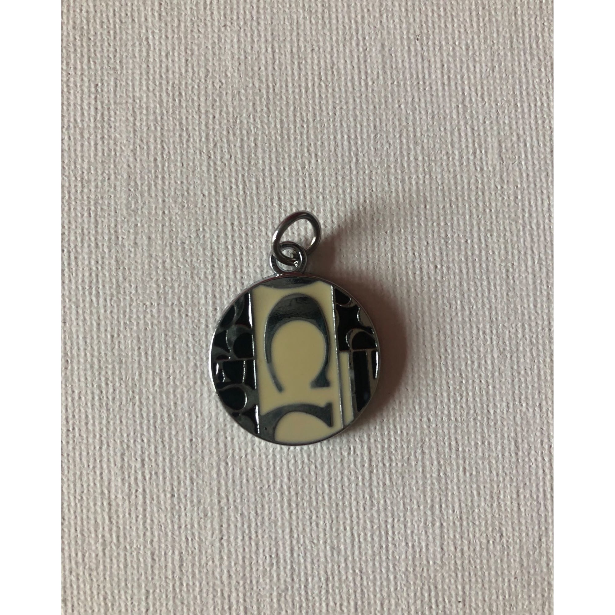 Pendentif, collier pendentif COACH acier inoxydable autre