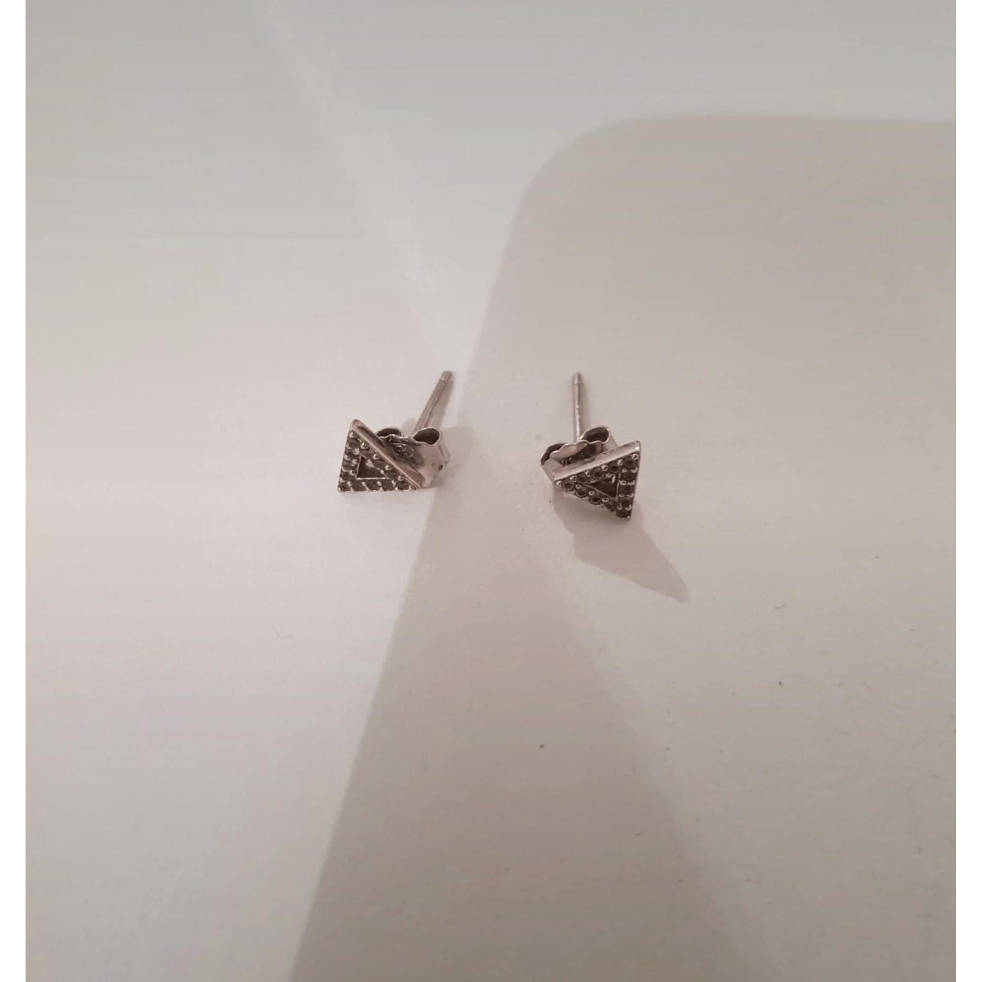 Boucles d'oreilles JULIEN D'ORCEL argent argent