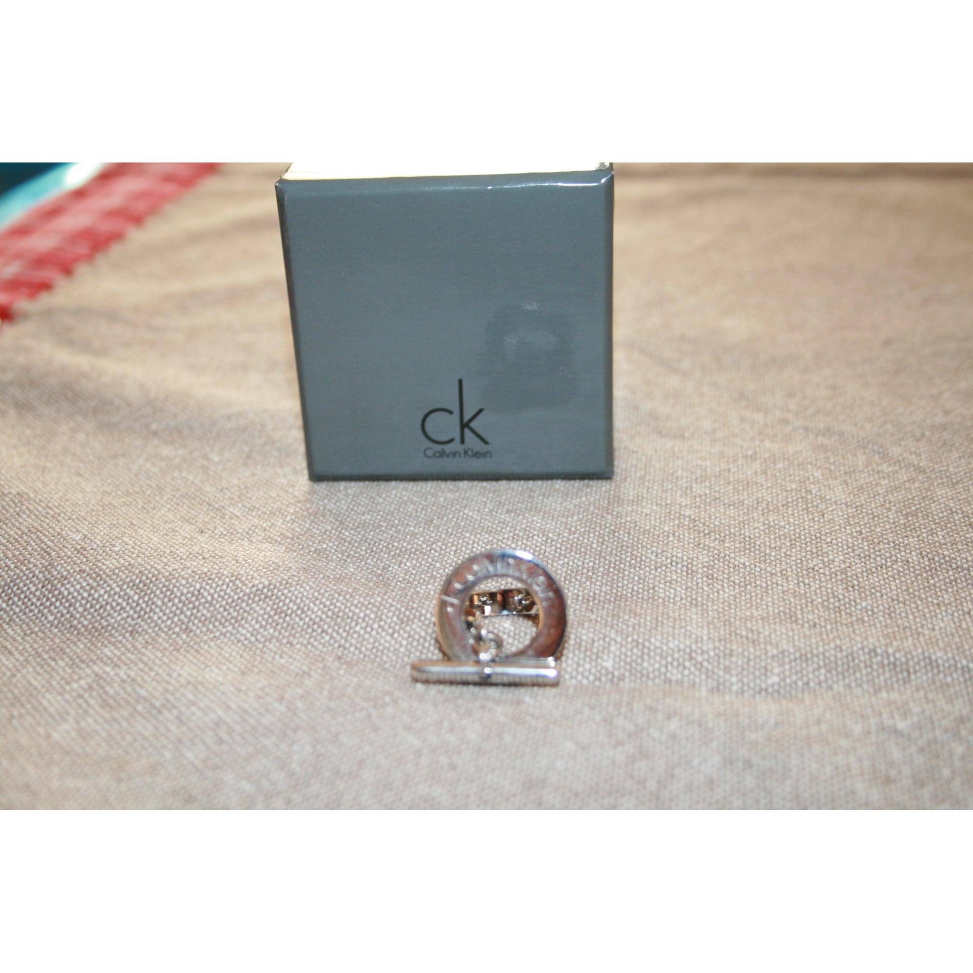 Bague Calvin Klein 55 Argente Vendu Par Laurence 95227071 956879