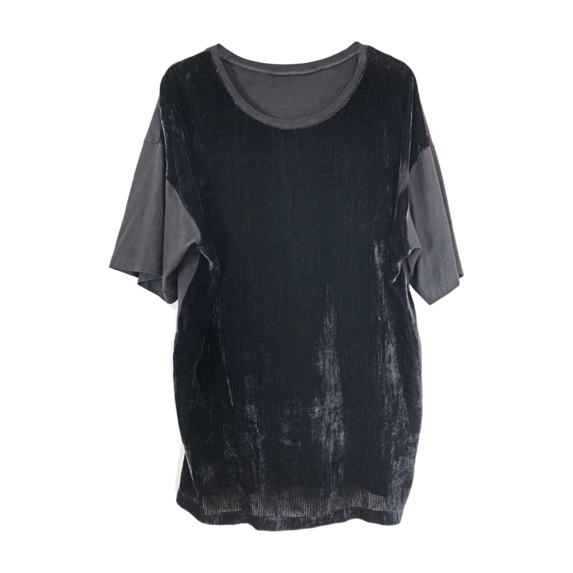 Tee-shirt ANN DEMEULEMEESTER Noir