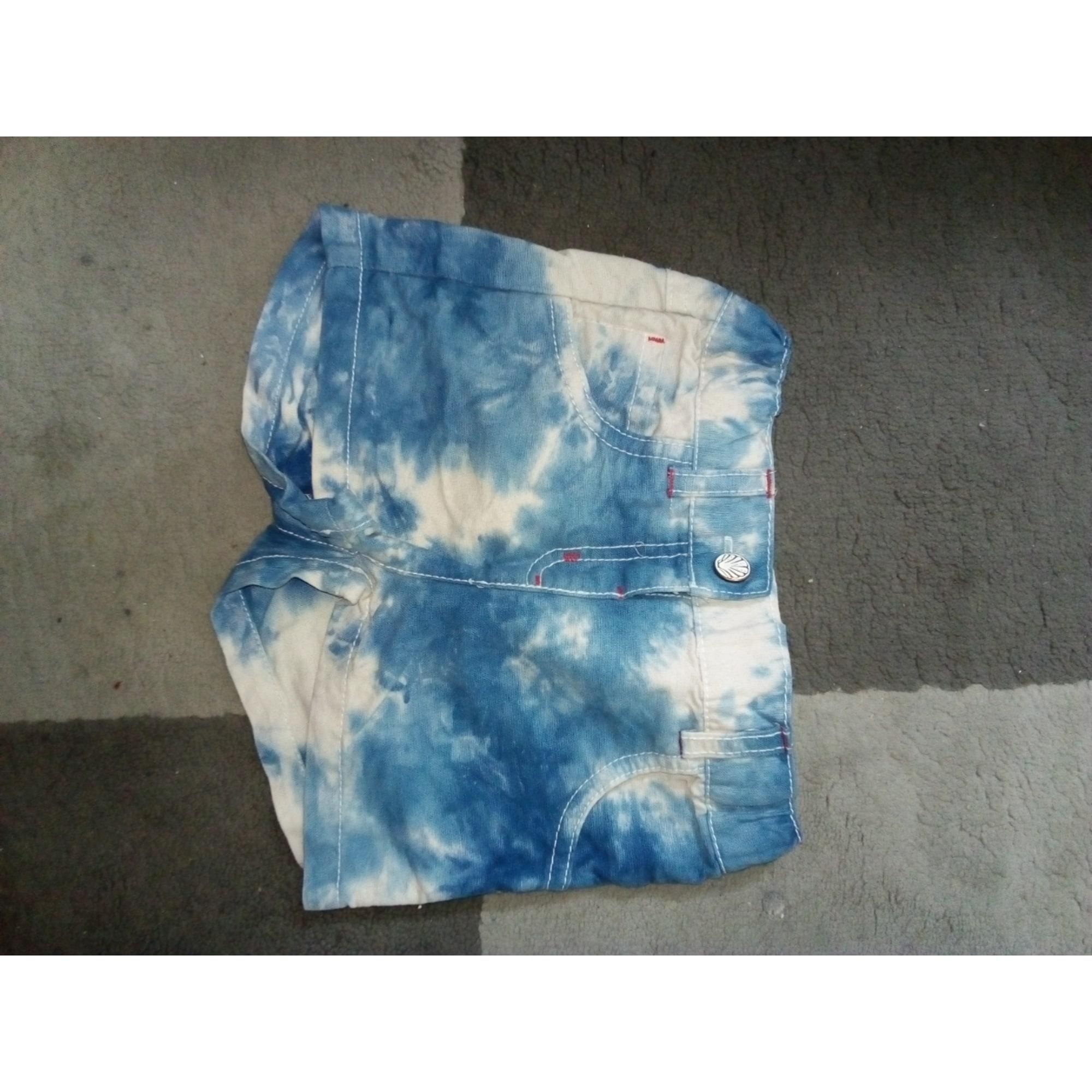 Short KIABI Bleu, bleu marine, bleu turquoise