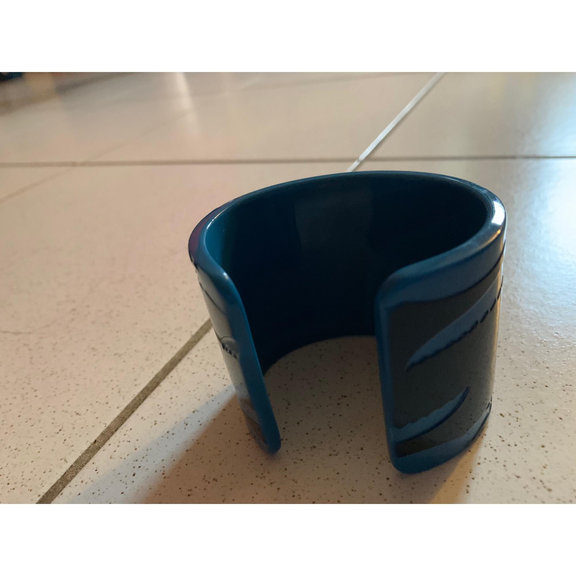 Bracelet LACOSTE chrome bleu