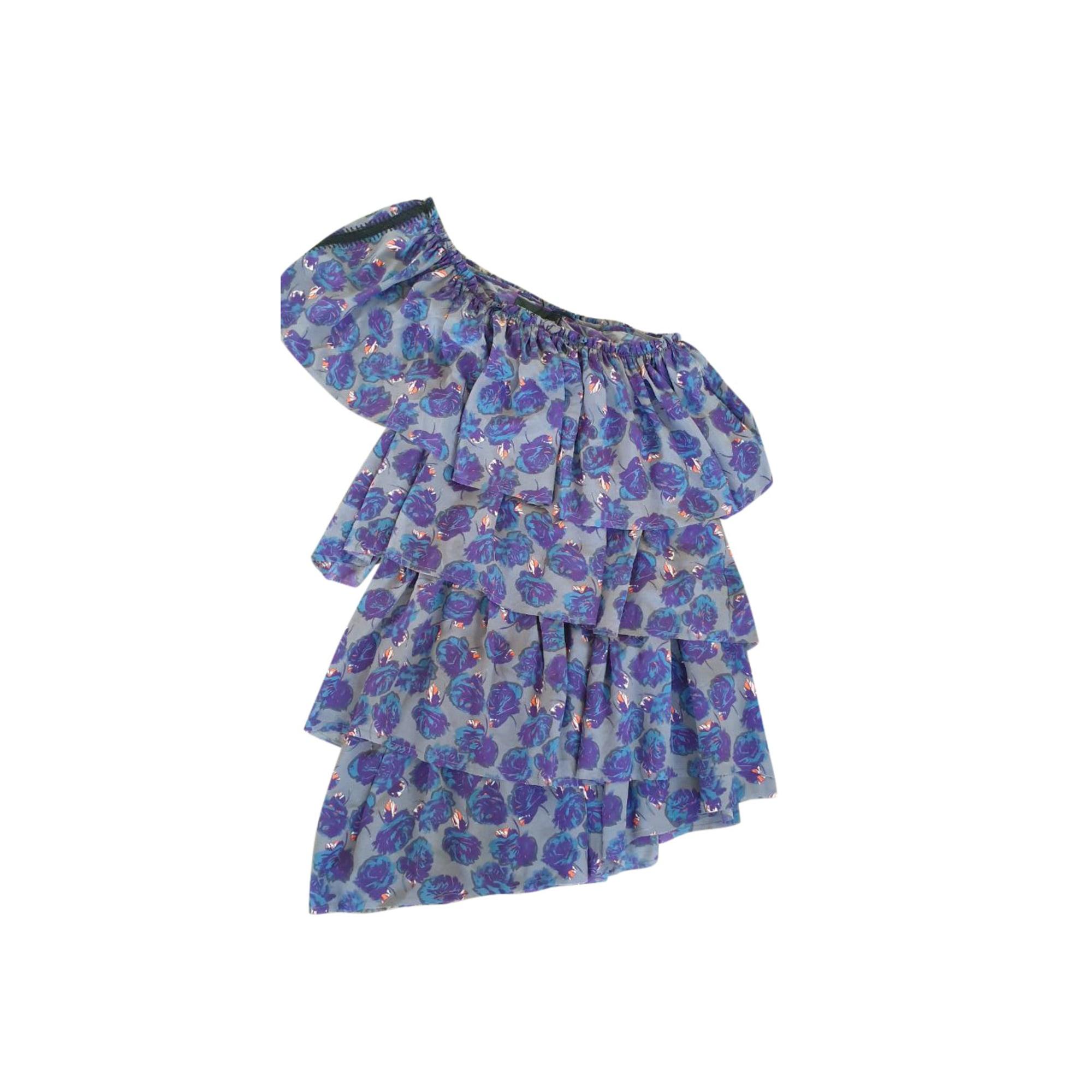 Mini-Kleid ZADIG & VOLTAIRE Violett, malvenfarben, lavendelfarben