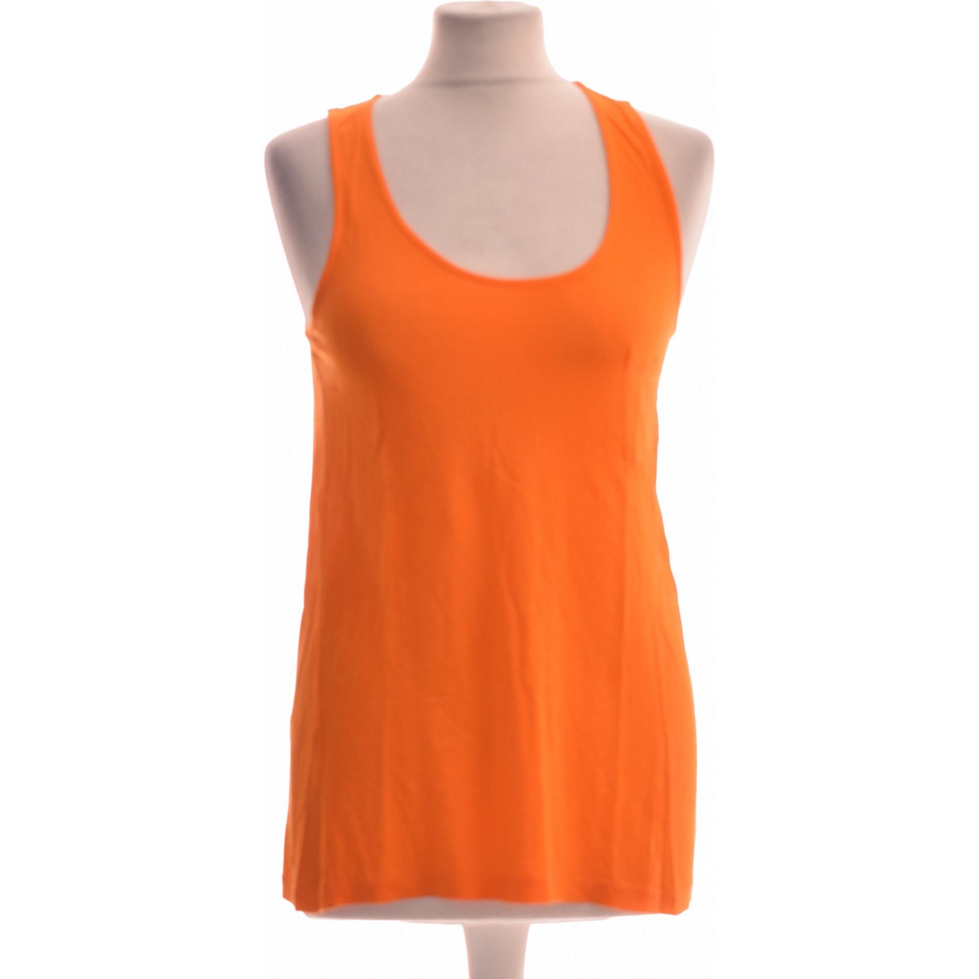 Débardeur COS Orange