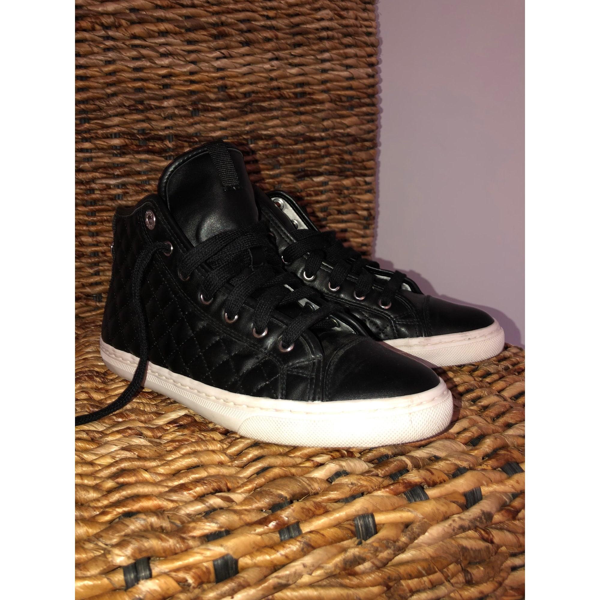Baskets GEOX Noir