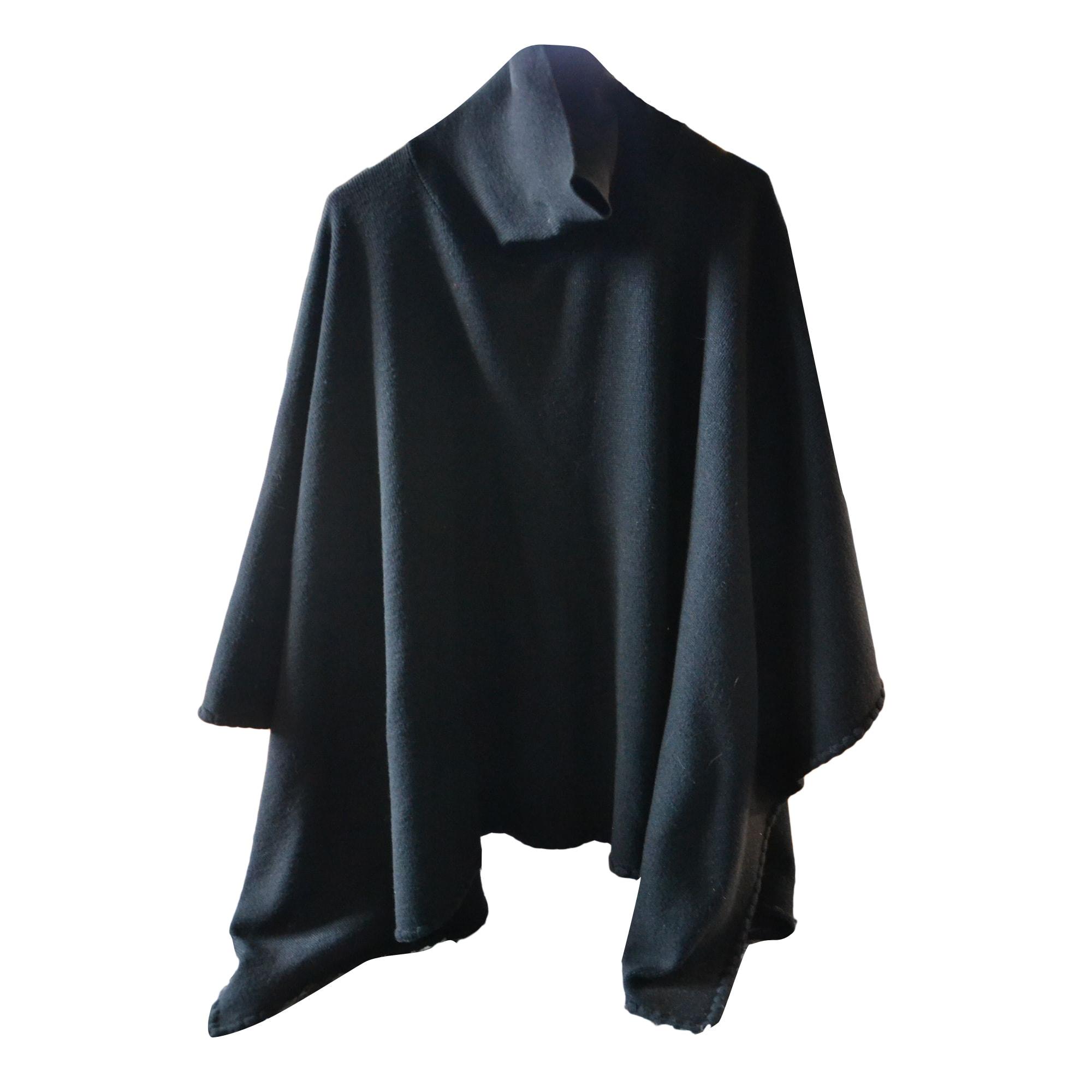 Poncho CHACOK Noir