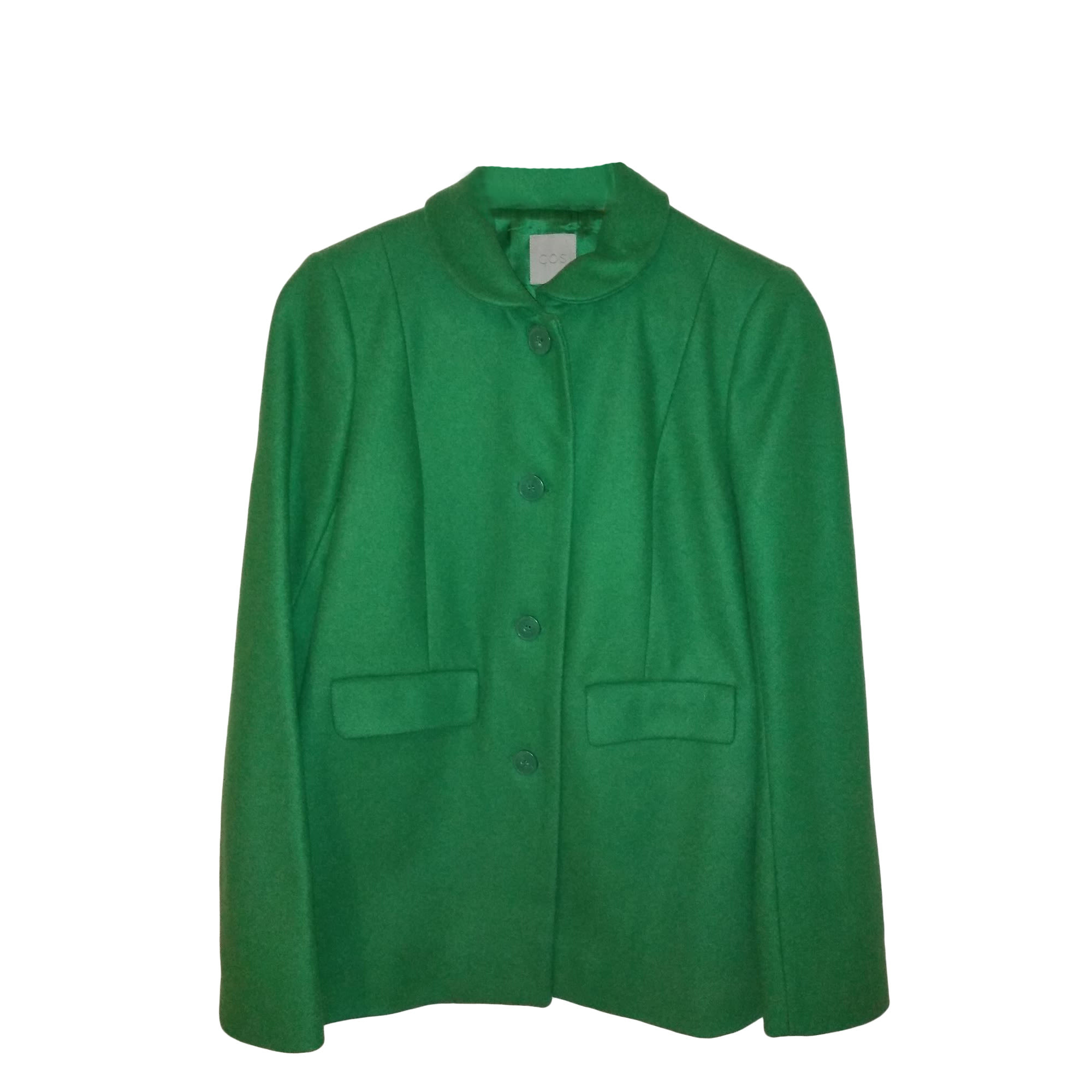 Caban COS Vert