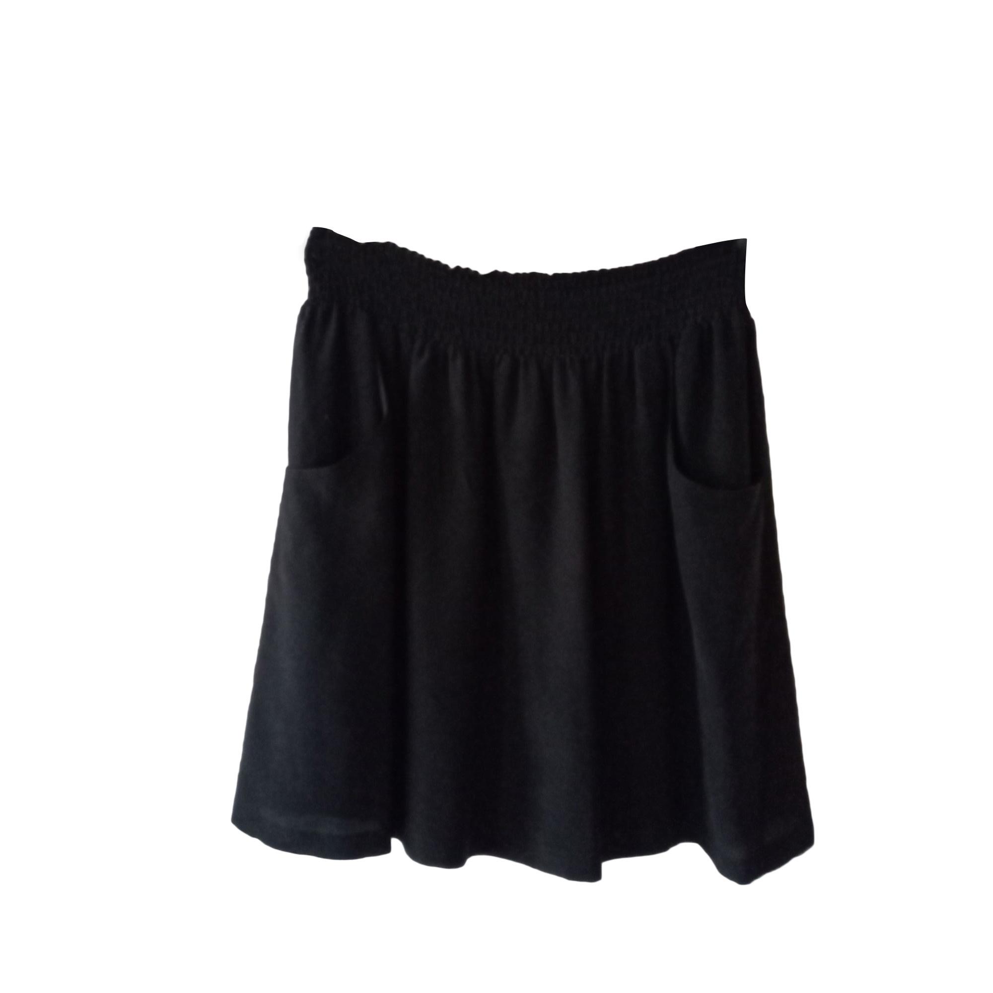 Jupe courte BEL AIR Noir