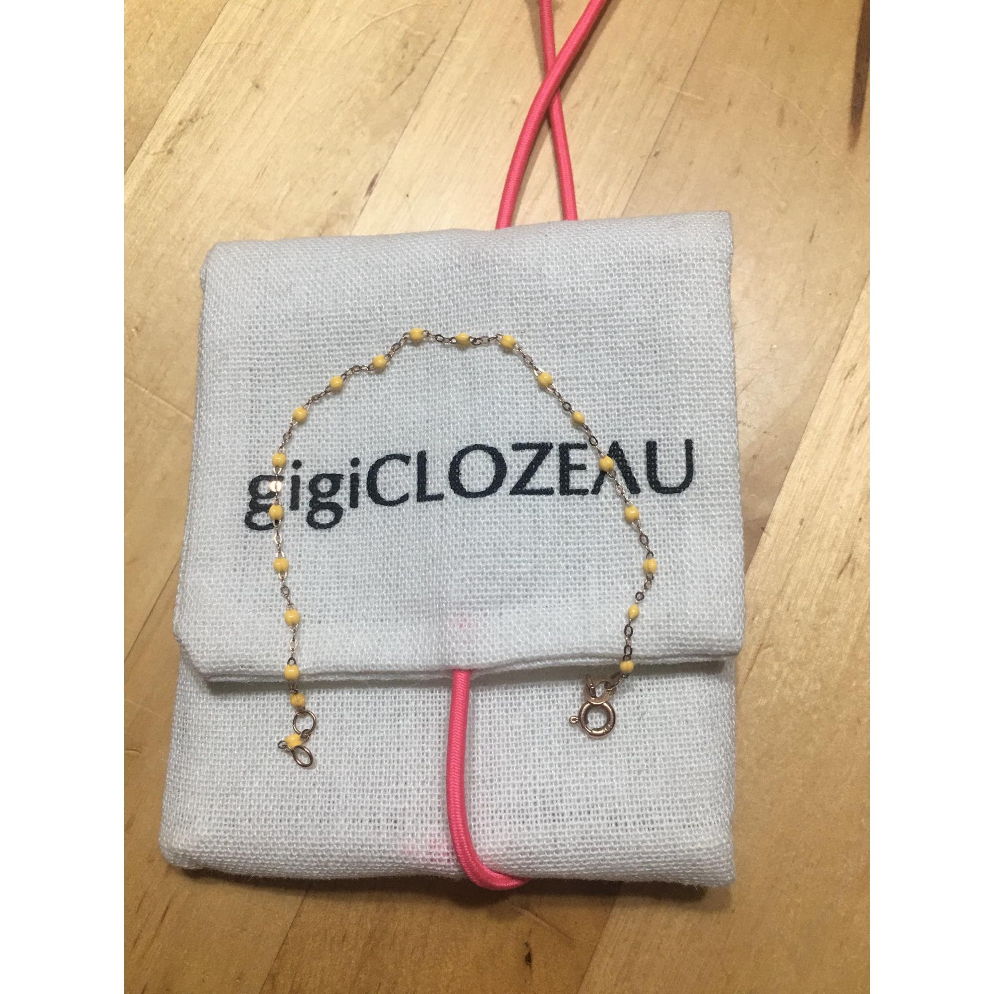 Bracelet GIGI CLOZEAU or rose jaune