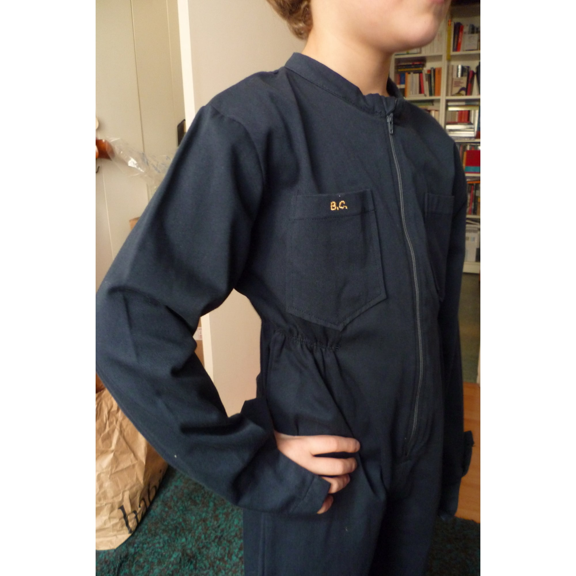 Pants Set, Outfit BOBO CHOSES Blue, navy, turquoise