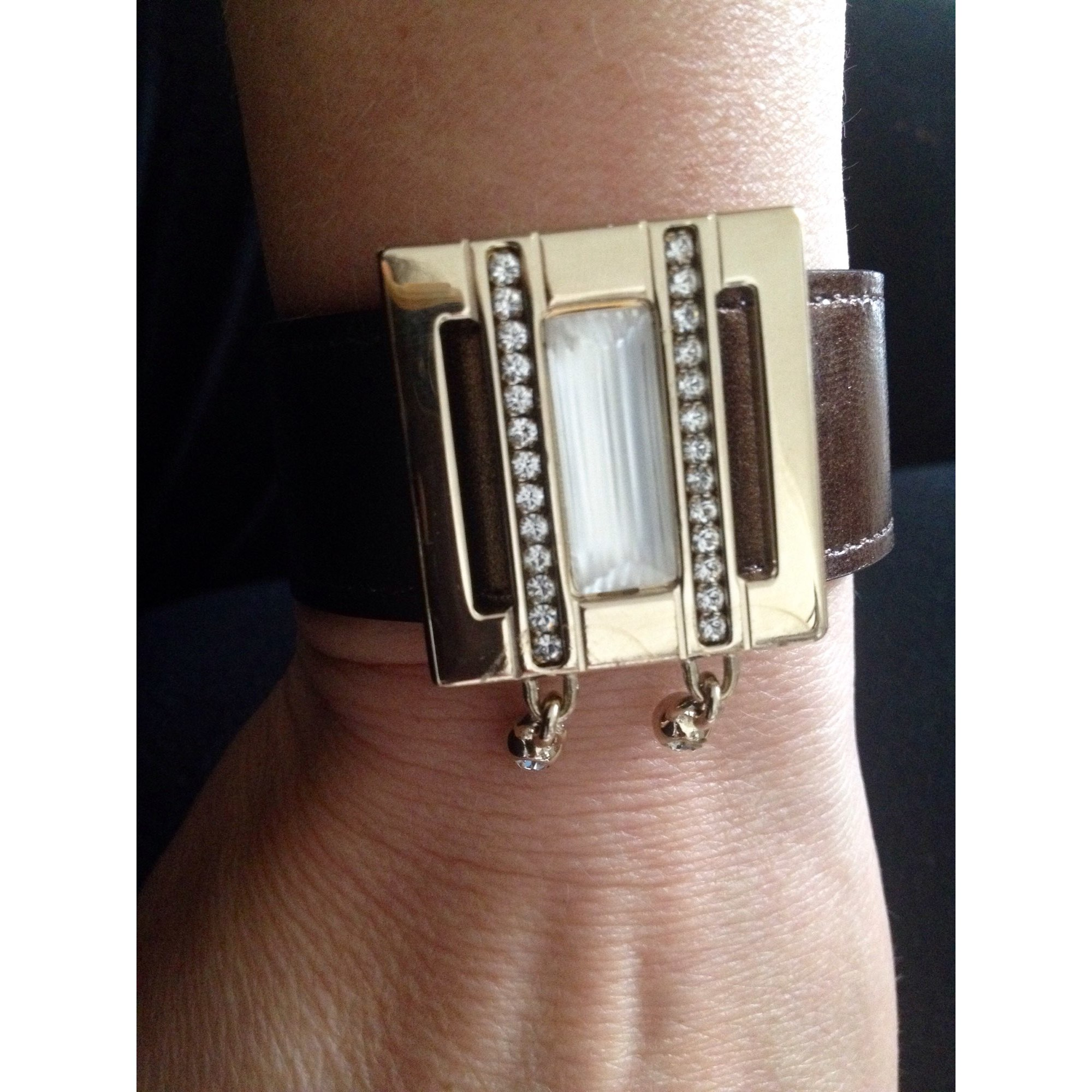 Bracelet LALIQUE Marron