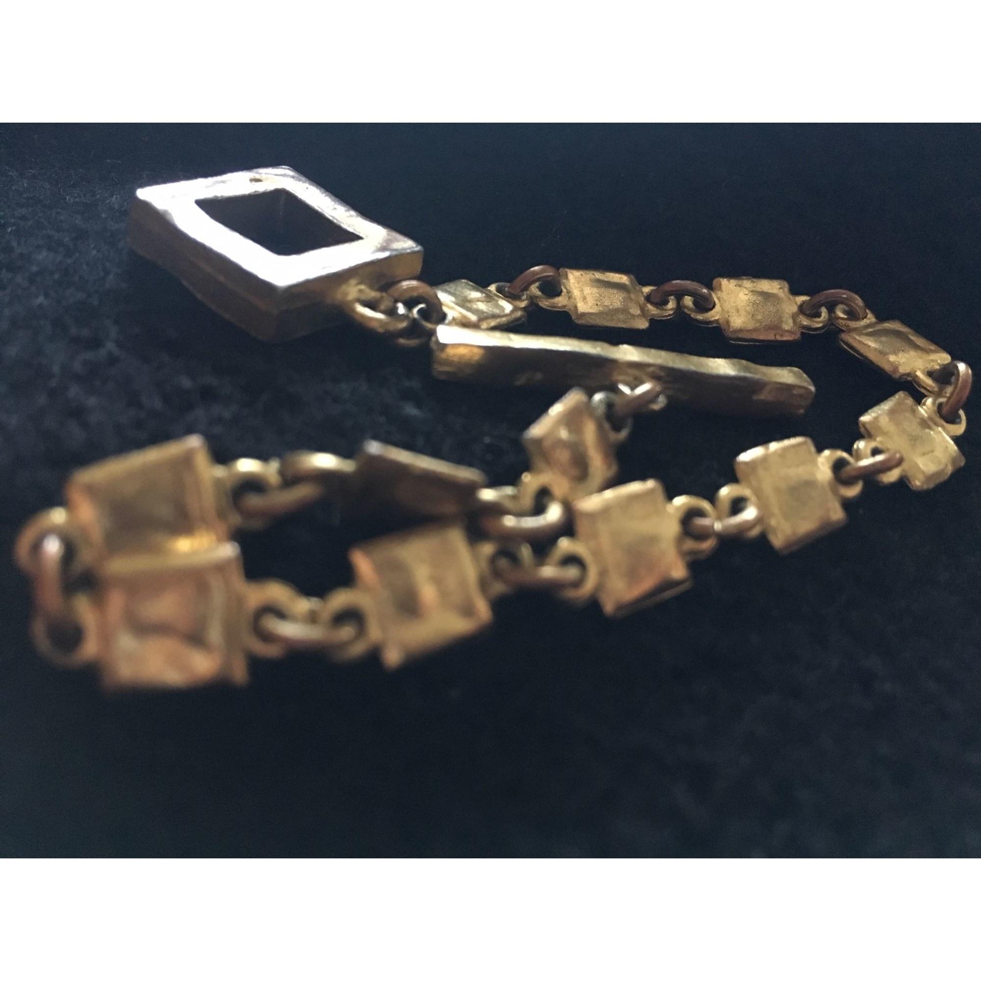 Bracelet BICHE DE BÈRE bronze doré