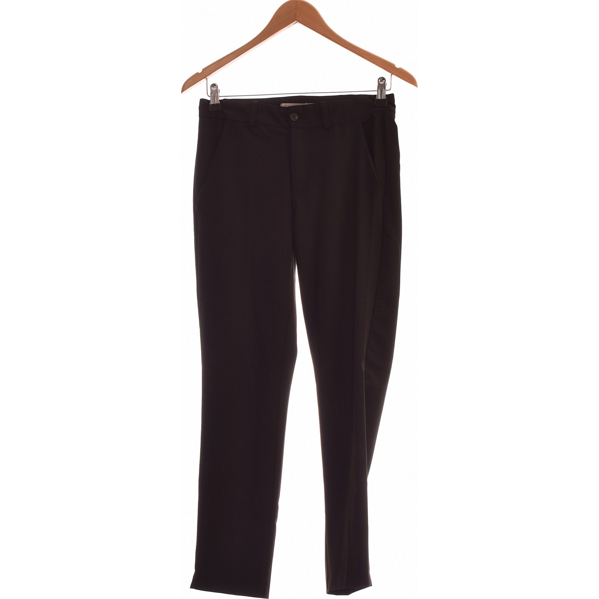 Pantalon slim, cigarette ZARA 36 (S, T1)