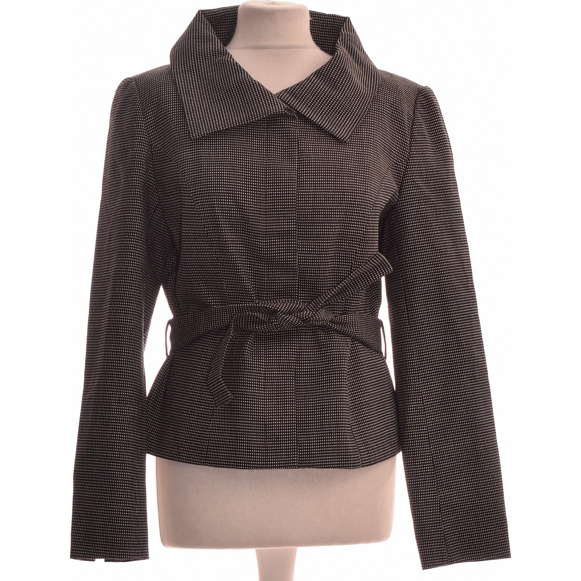 Blazer, veste tailleur 1.2.3 Noir