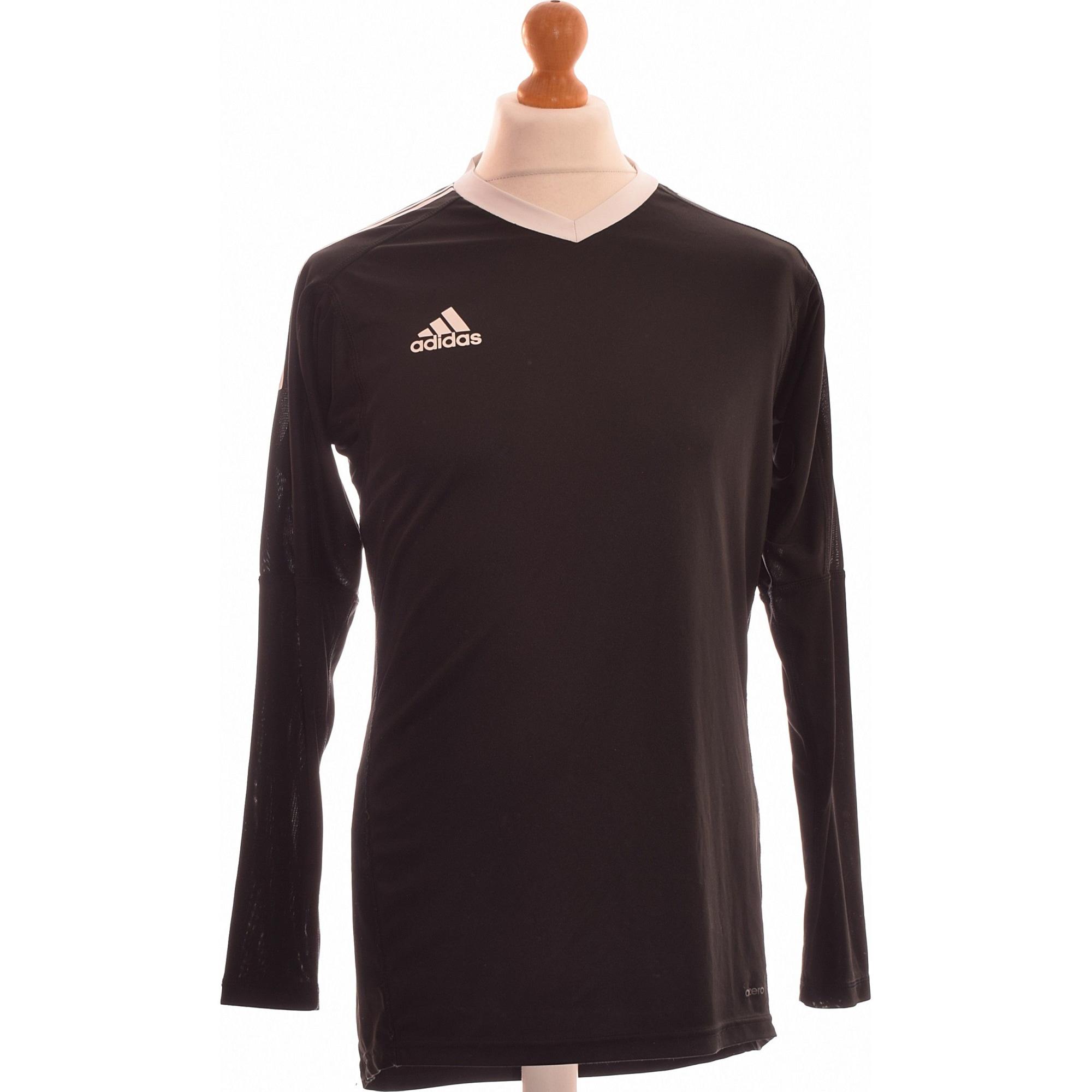 Tee-shirt ADIDAS Noir