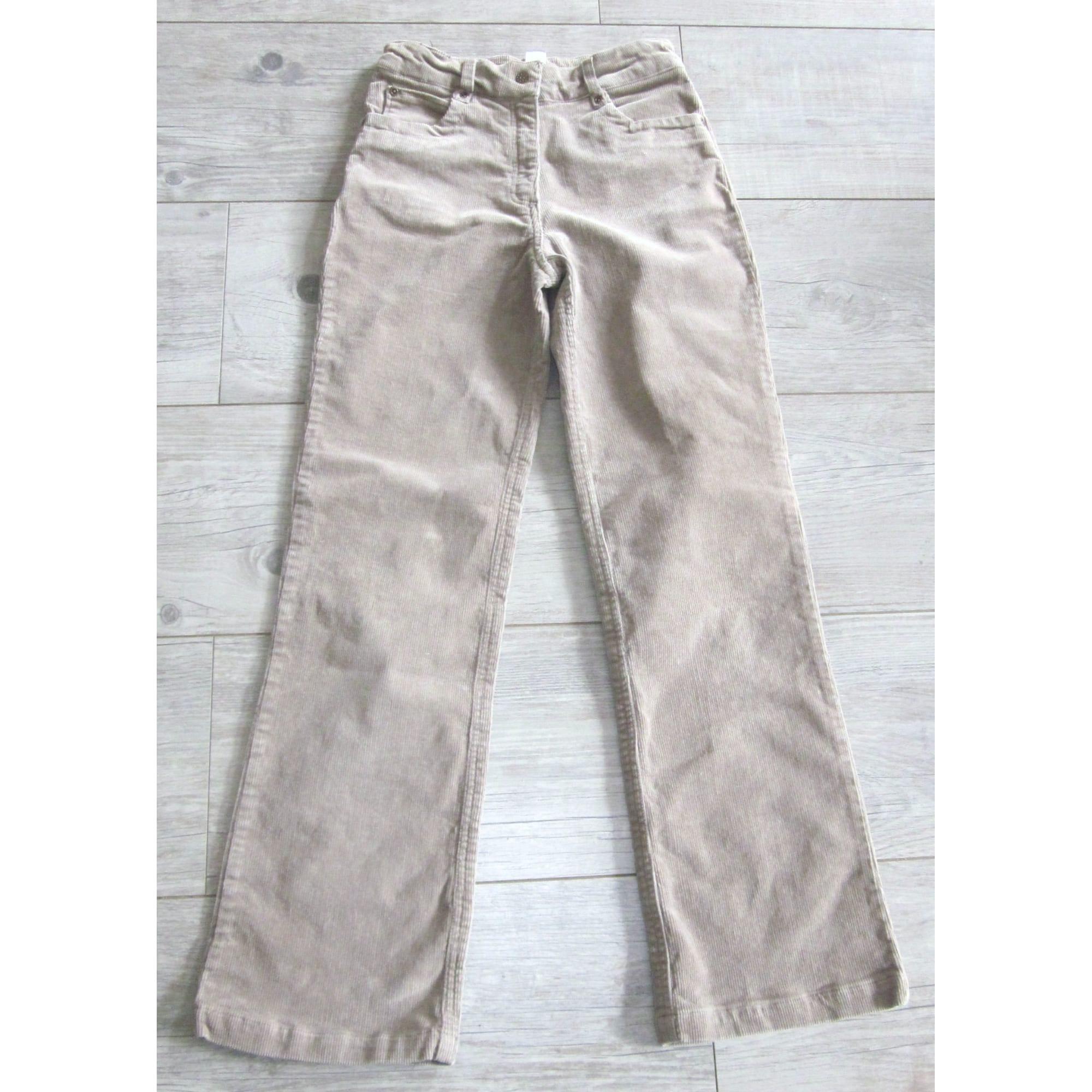 Pantalon CYRILLUS Vert