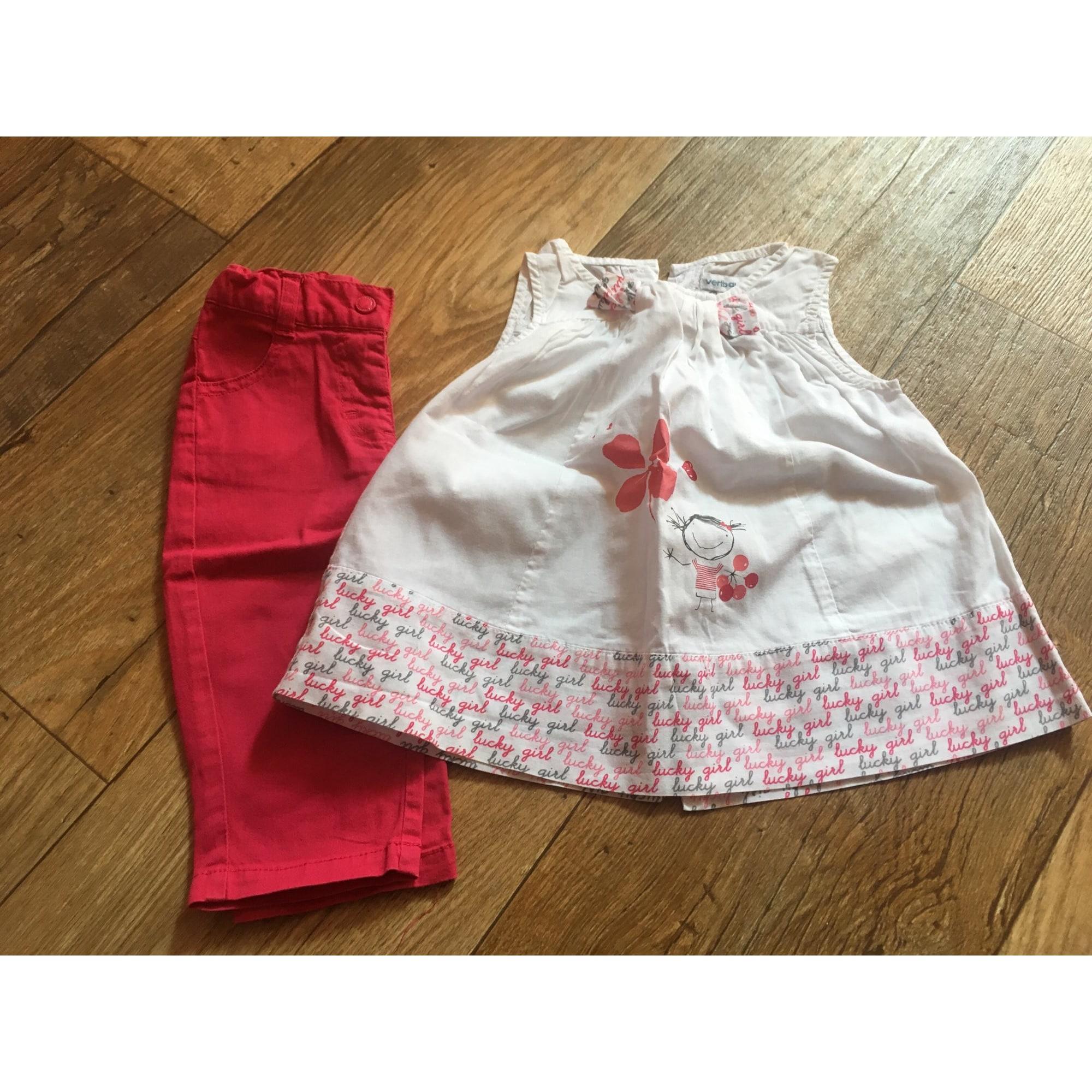 Ensemble & Combinaison pantalon VERTBAUDET Multicouleur