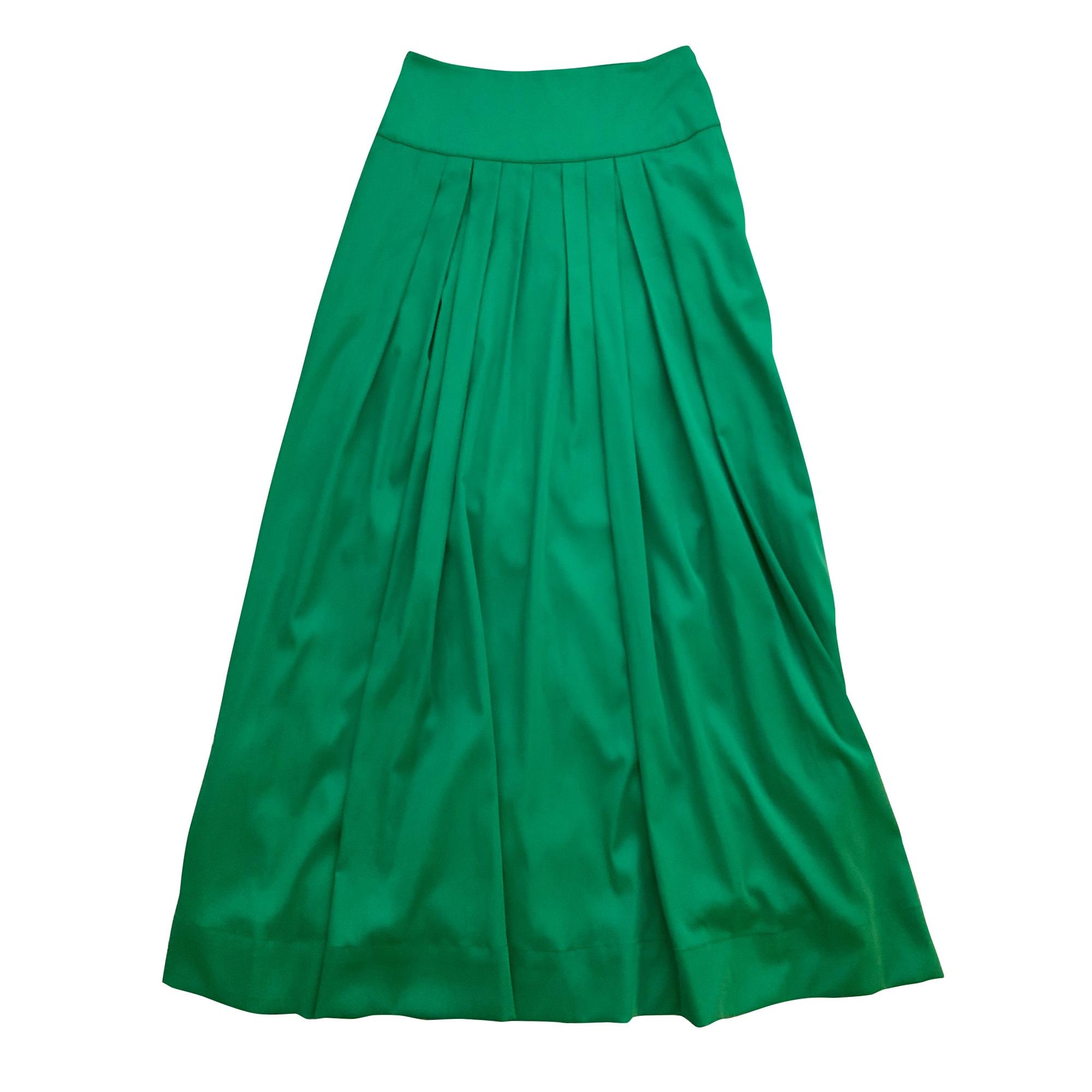Maxi Skirt BLUMARINE Green