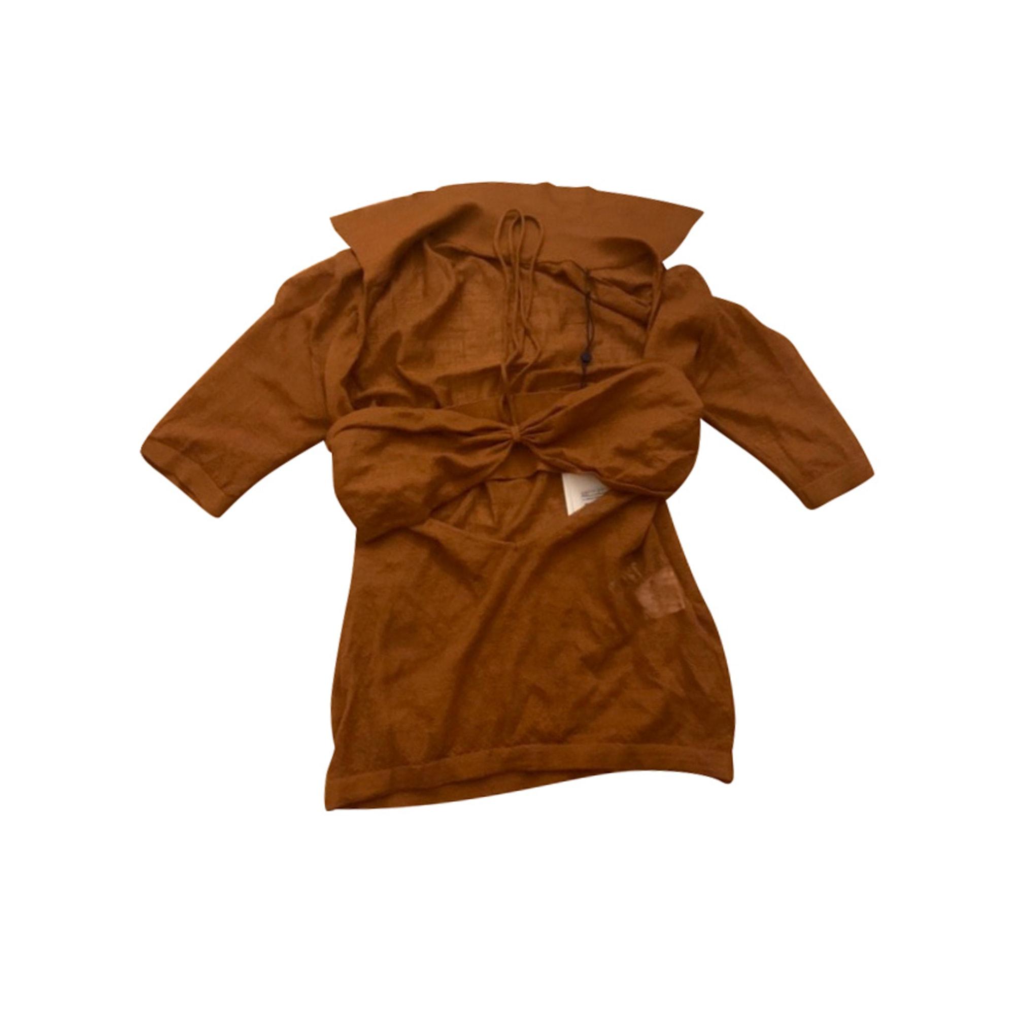 Top, tee-shirt JACQUEMUS Orange