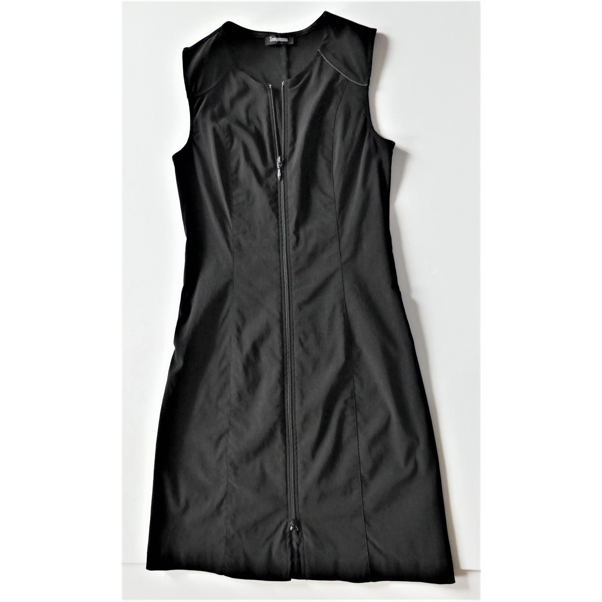 Robe courte SINÉQUANONE Noir
