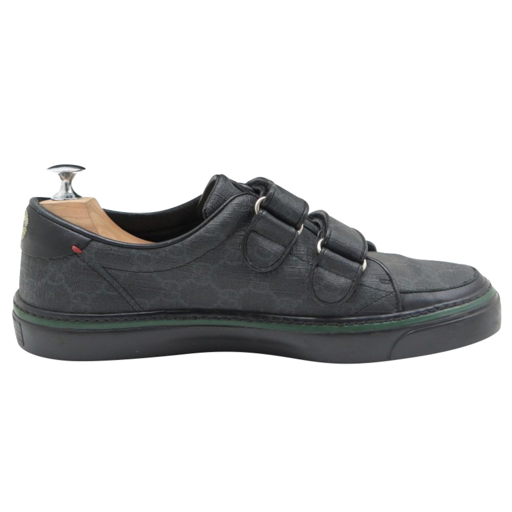 Sneakers GUCCI Grau, anthrazit