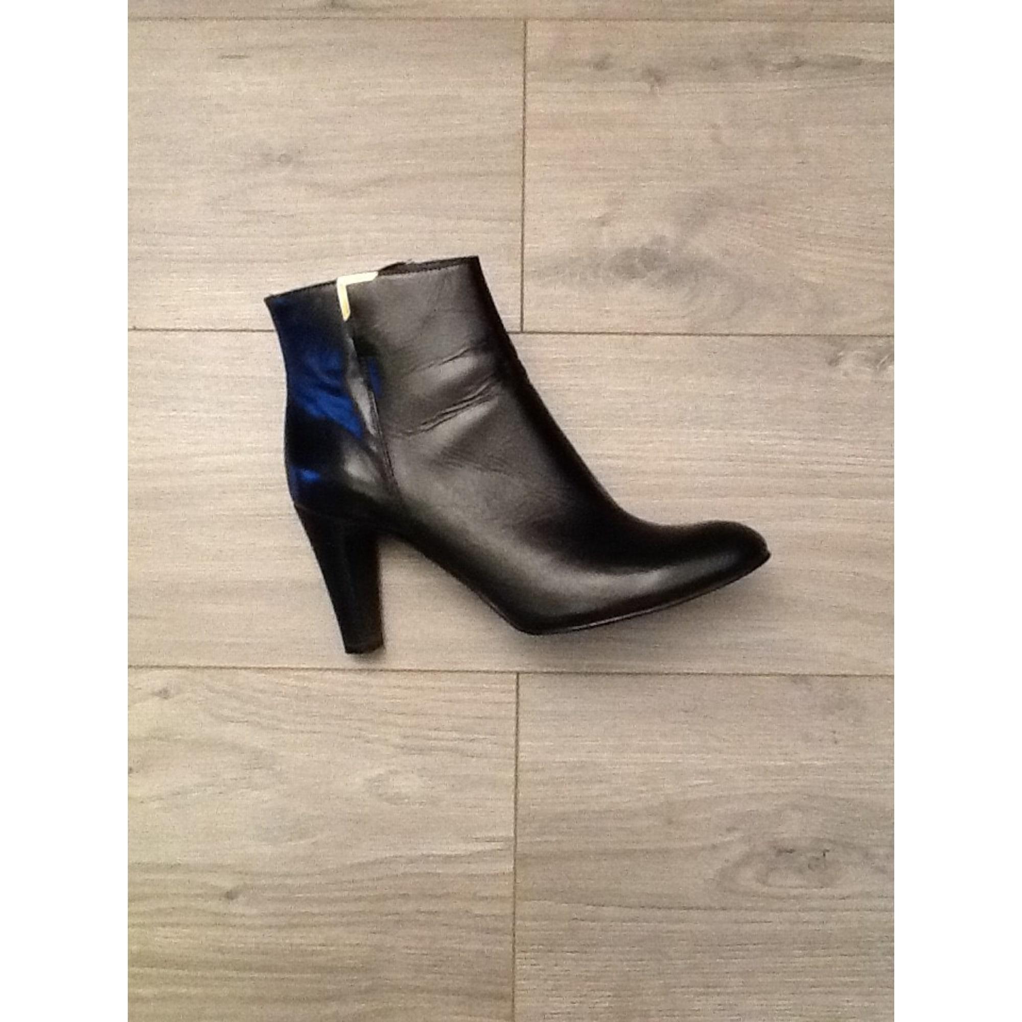 Bottines & low boots à talons JONAK 41 noir 10157442