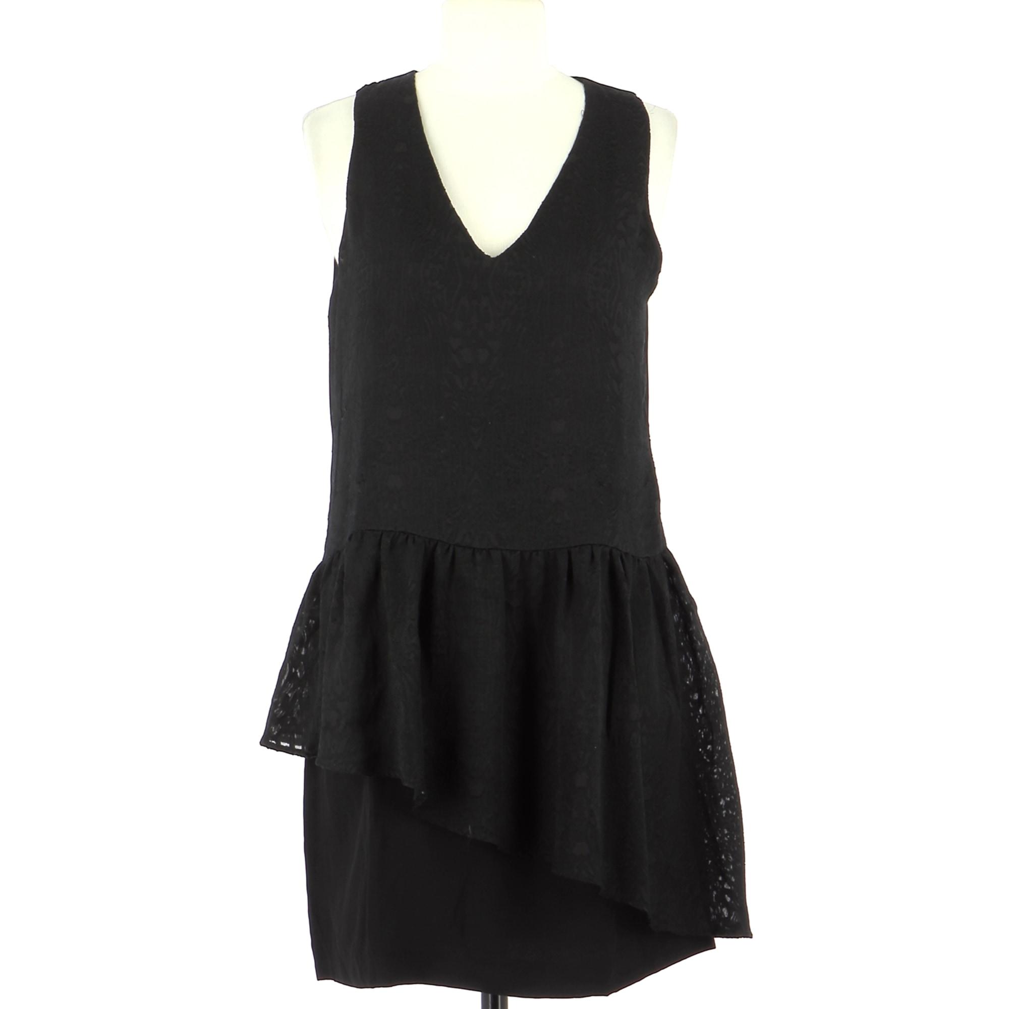 Midi Dress IKKS Black