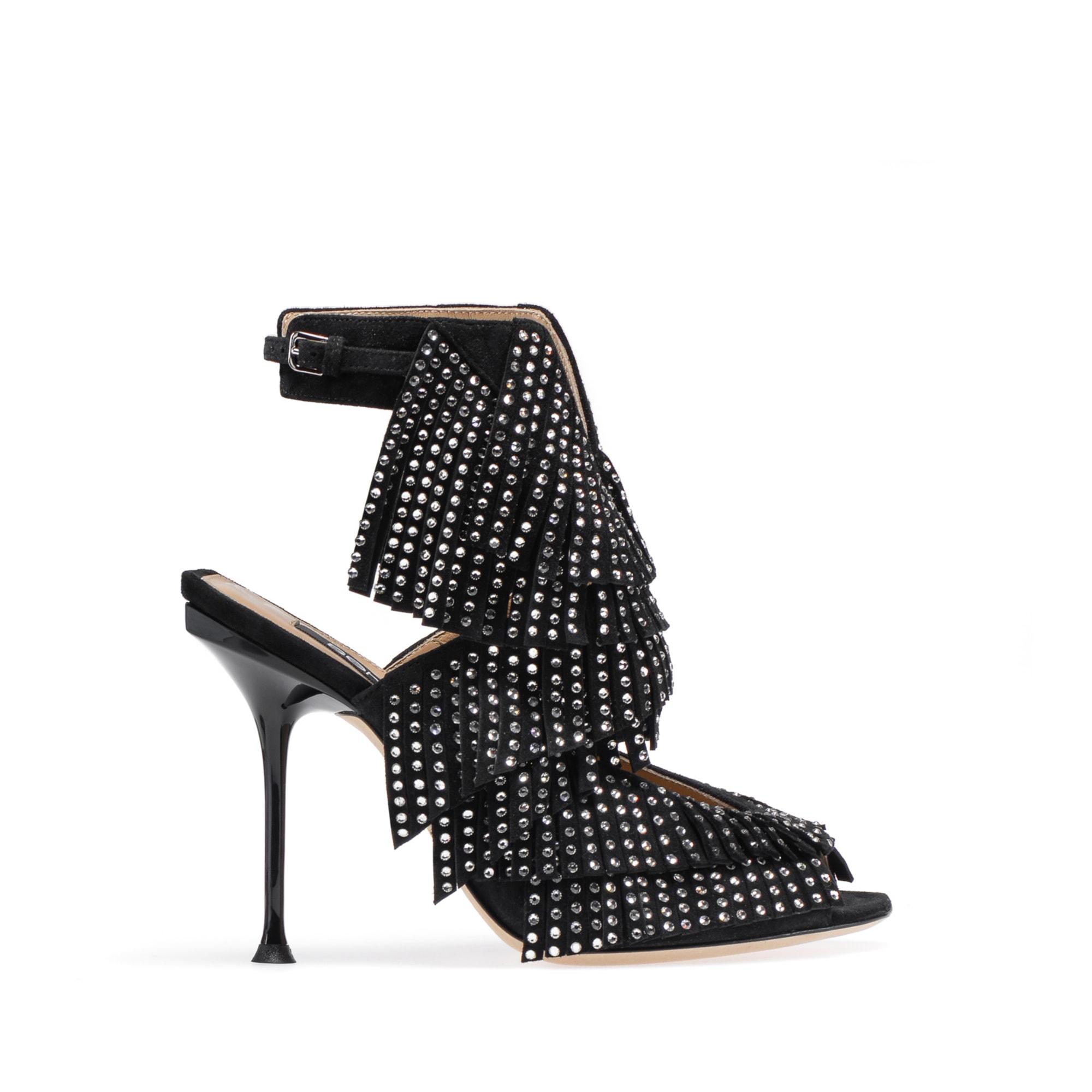 Flat Sandals SERGIO ROSSI Black