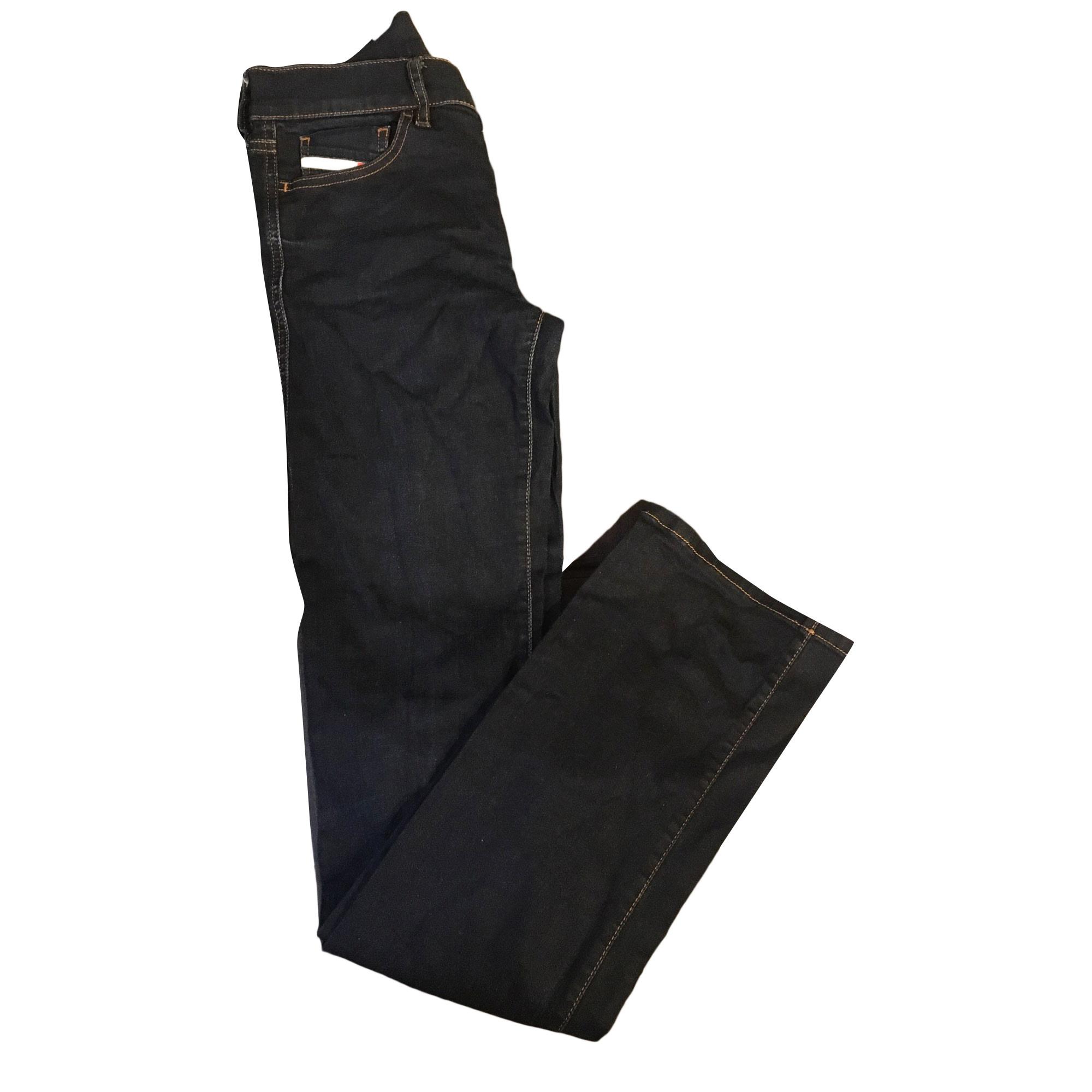 Boot-Cut Jeans DIESEL Blau, marineblau, türkisblau