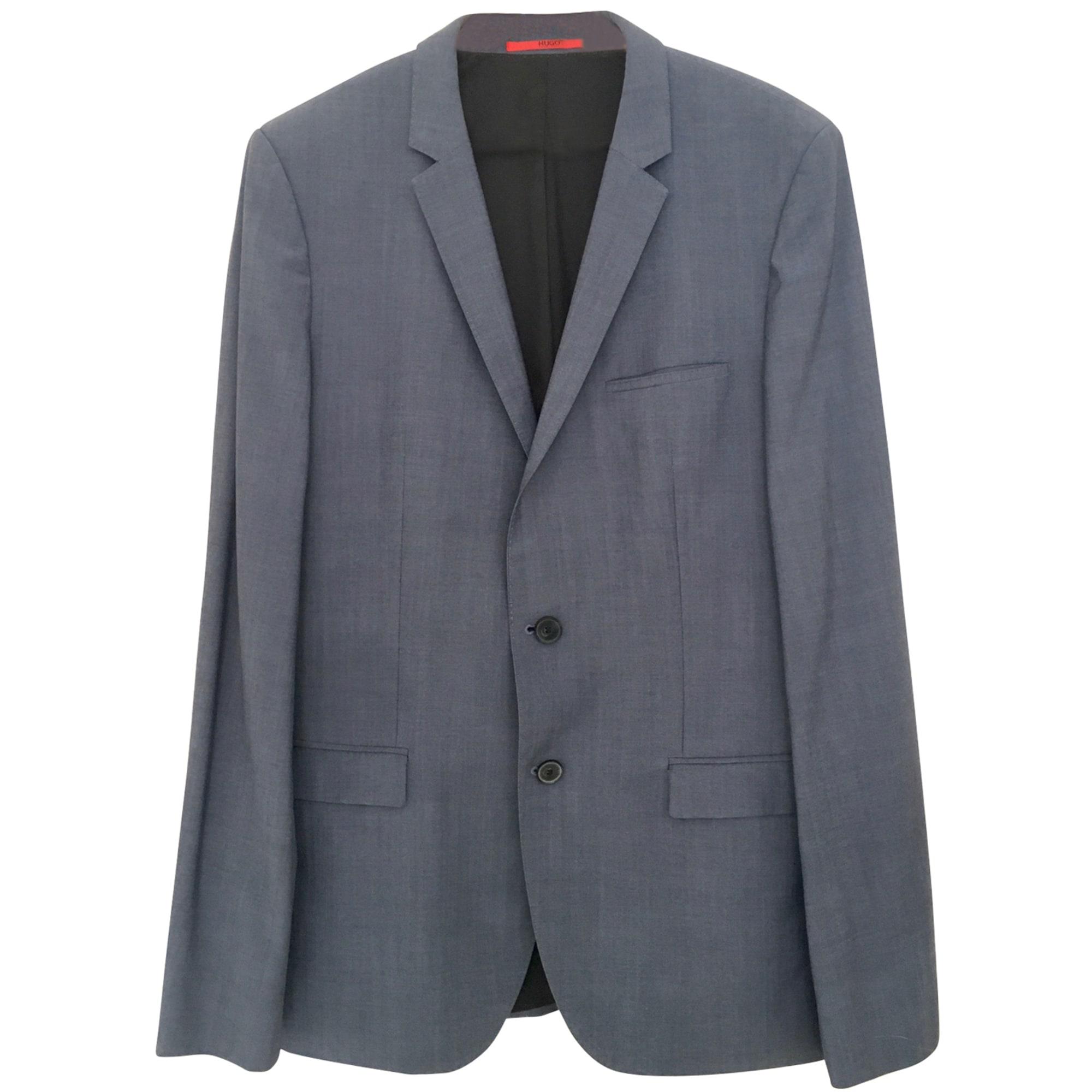 Veste de costume HUGO BOSS Bleu, bleu marine, bleu turquoise