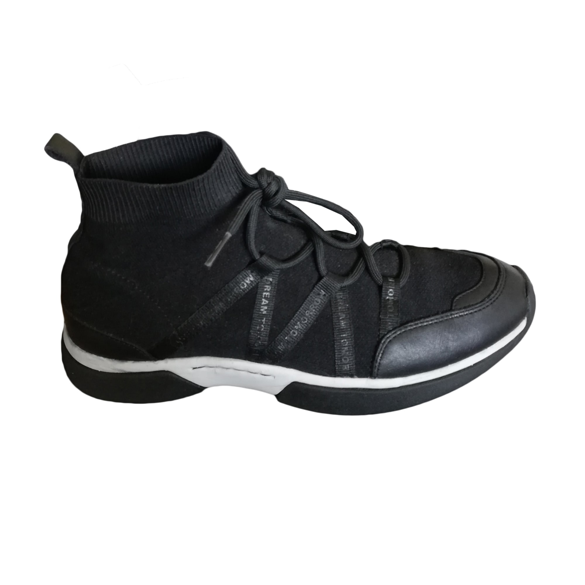 Sneakers MAJE Black