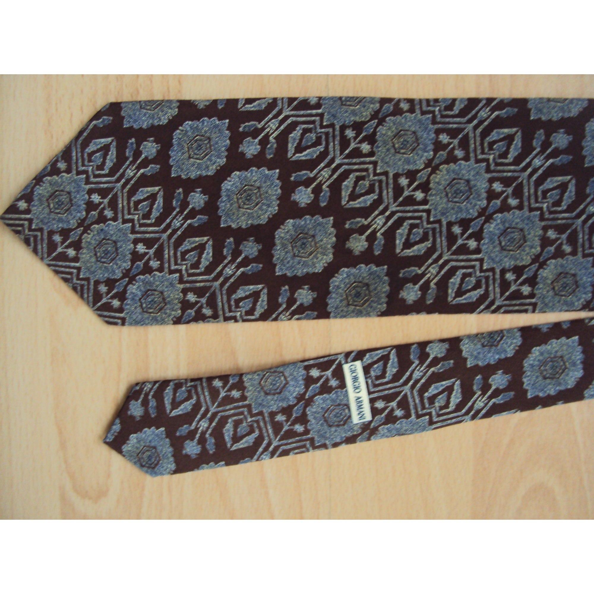 Cravate GIORGIO ARMANI Multicouleur