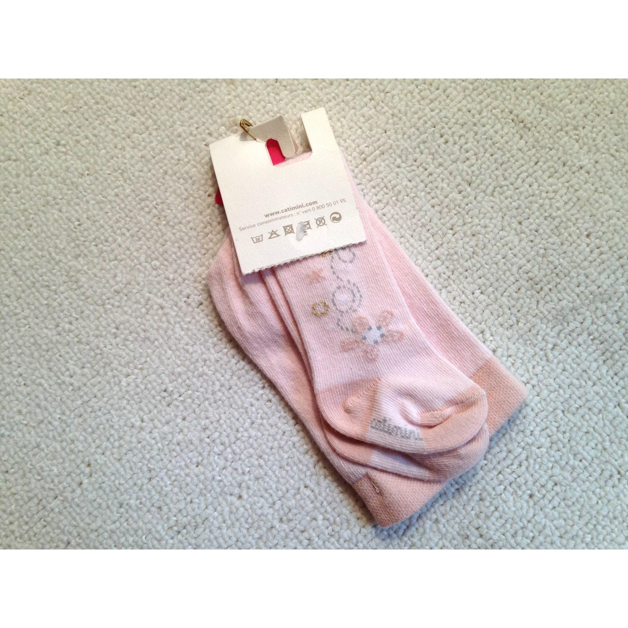 Strumpfhose CATIMINI Pink,  altrosa