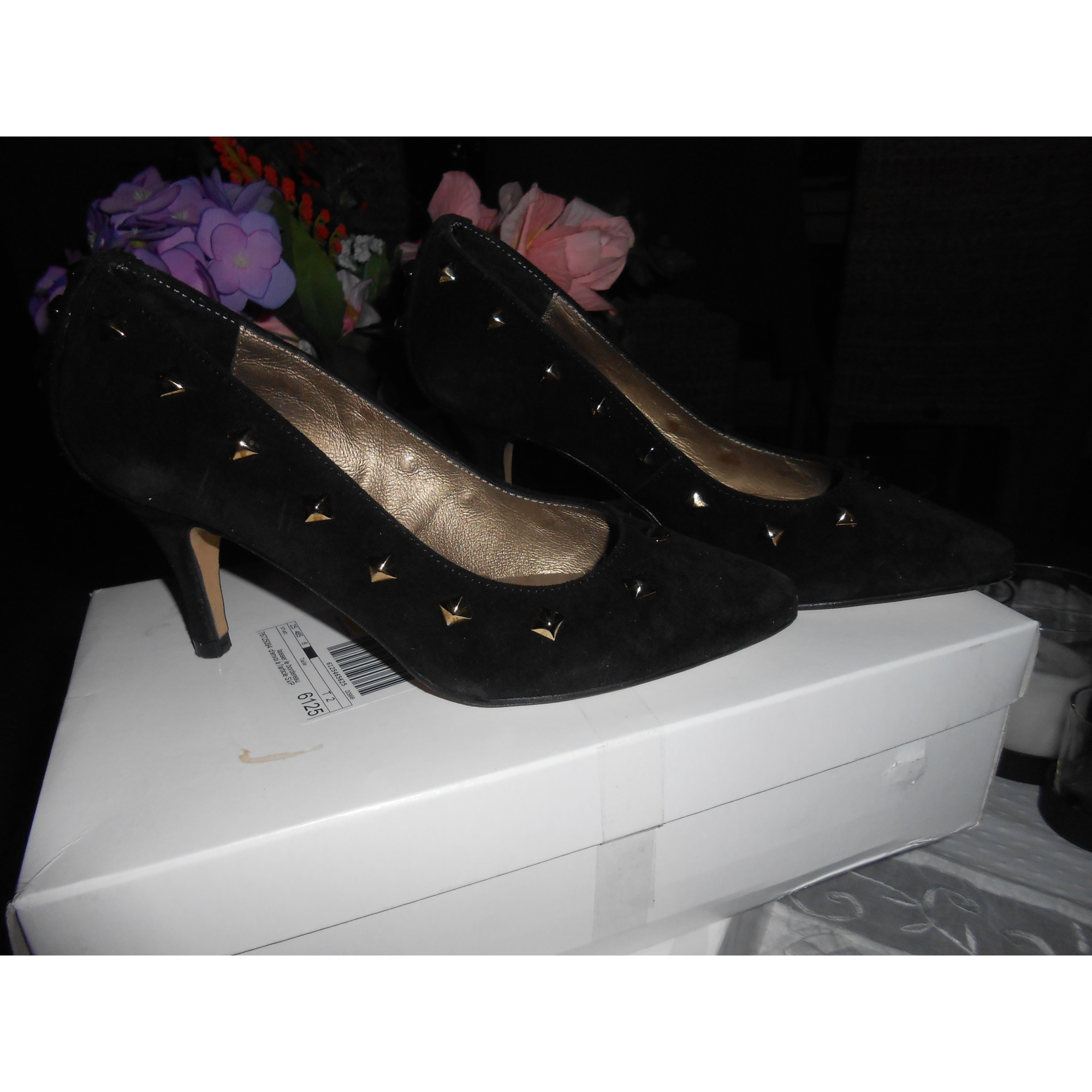 chaussure femme taille 35 helline