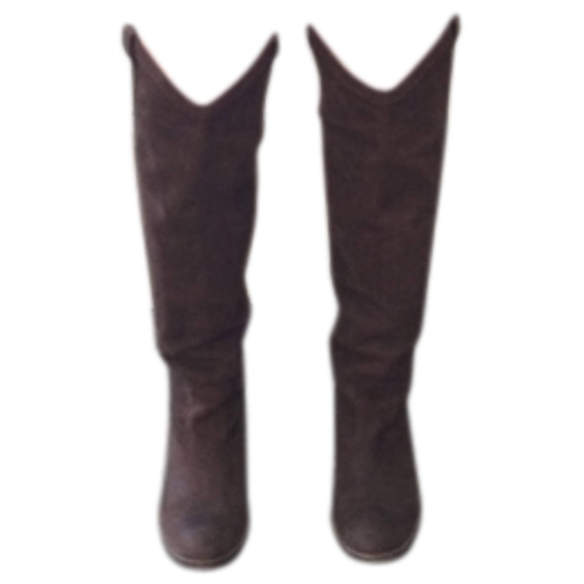Bottes cavalières ANDRÉ 40 noir 9532275