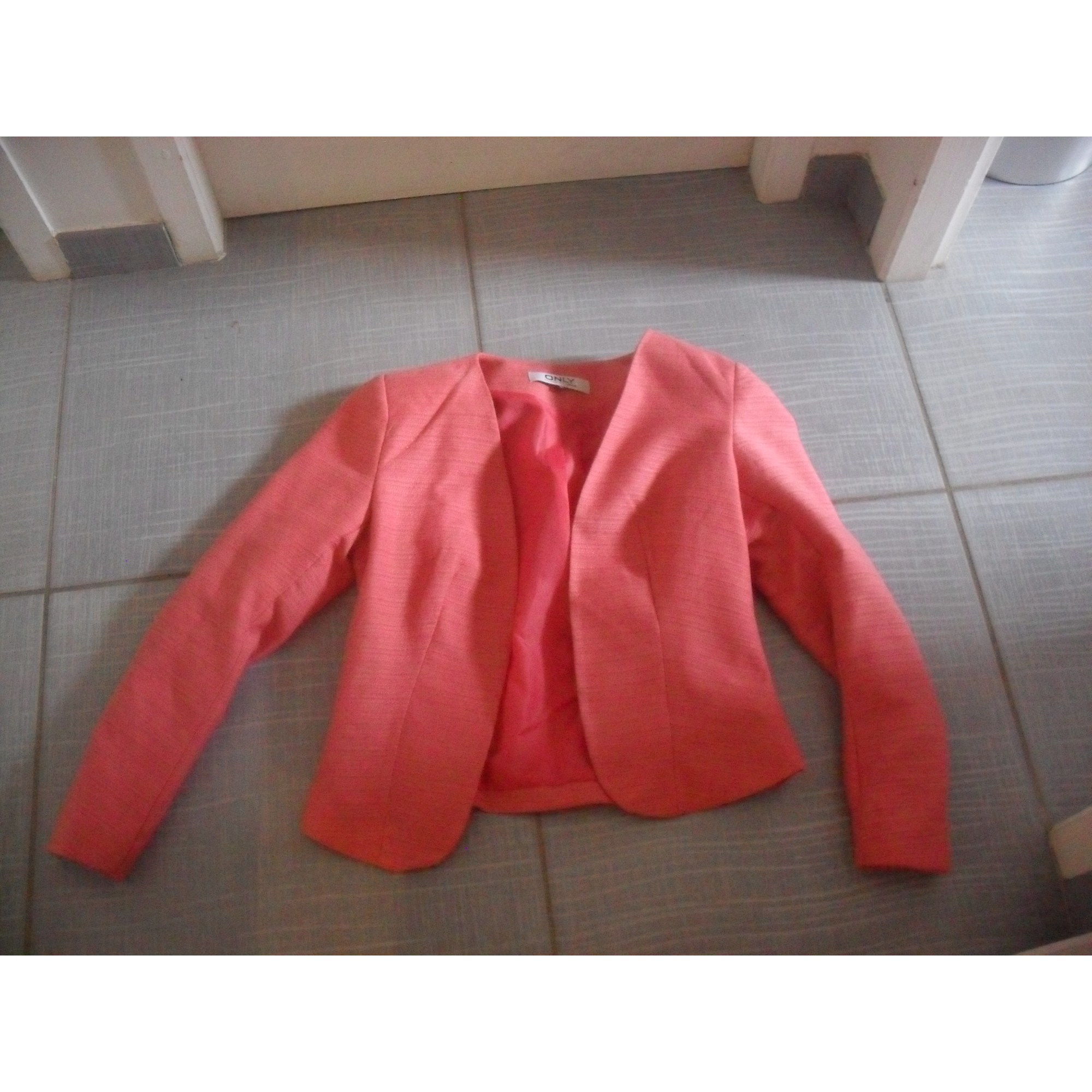 Blazer ONLY Pink, fuchsia, light pink
