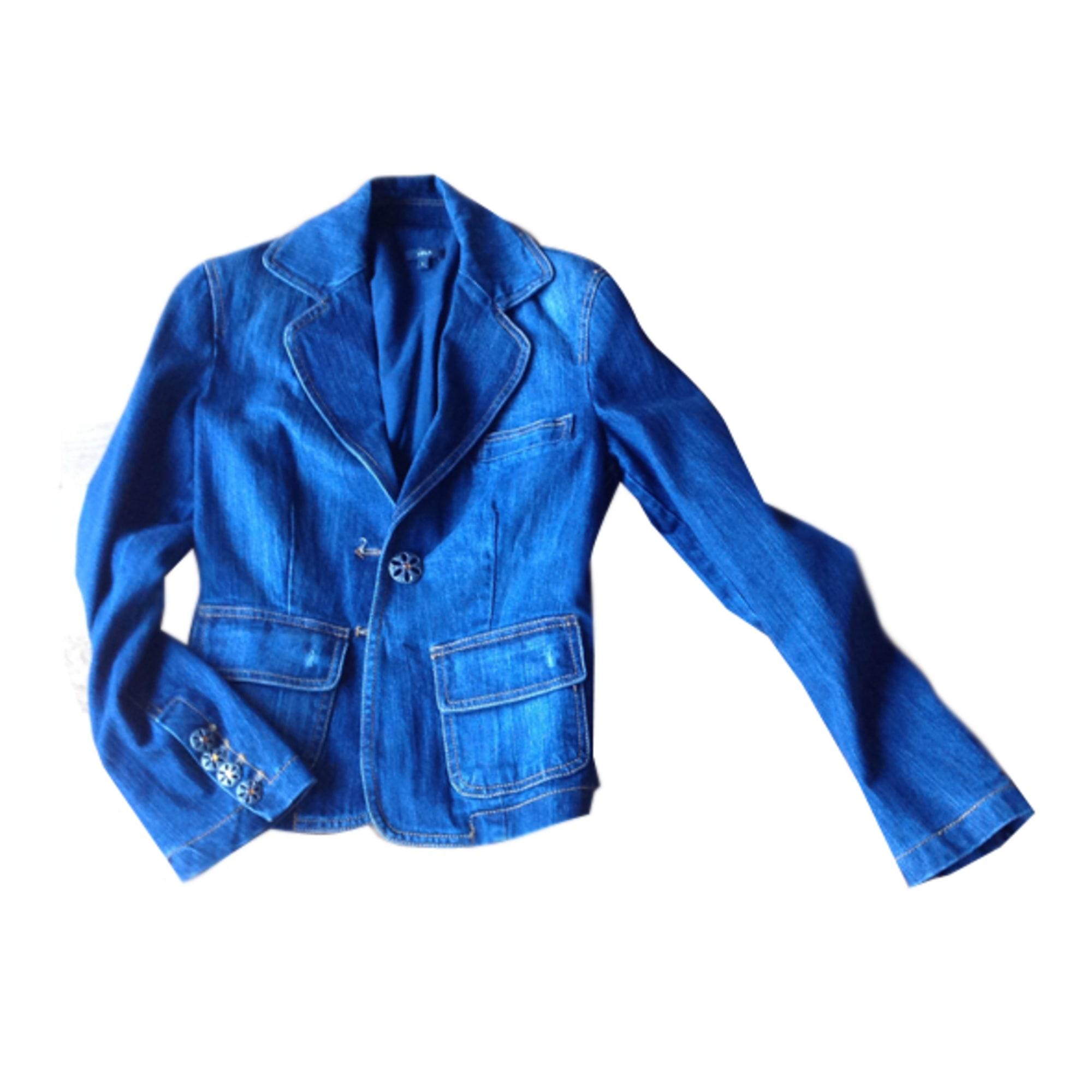 Blazer, veste tailleur LOLA Bleu, bleu marine, bleu turquoise