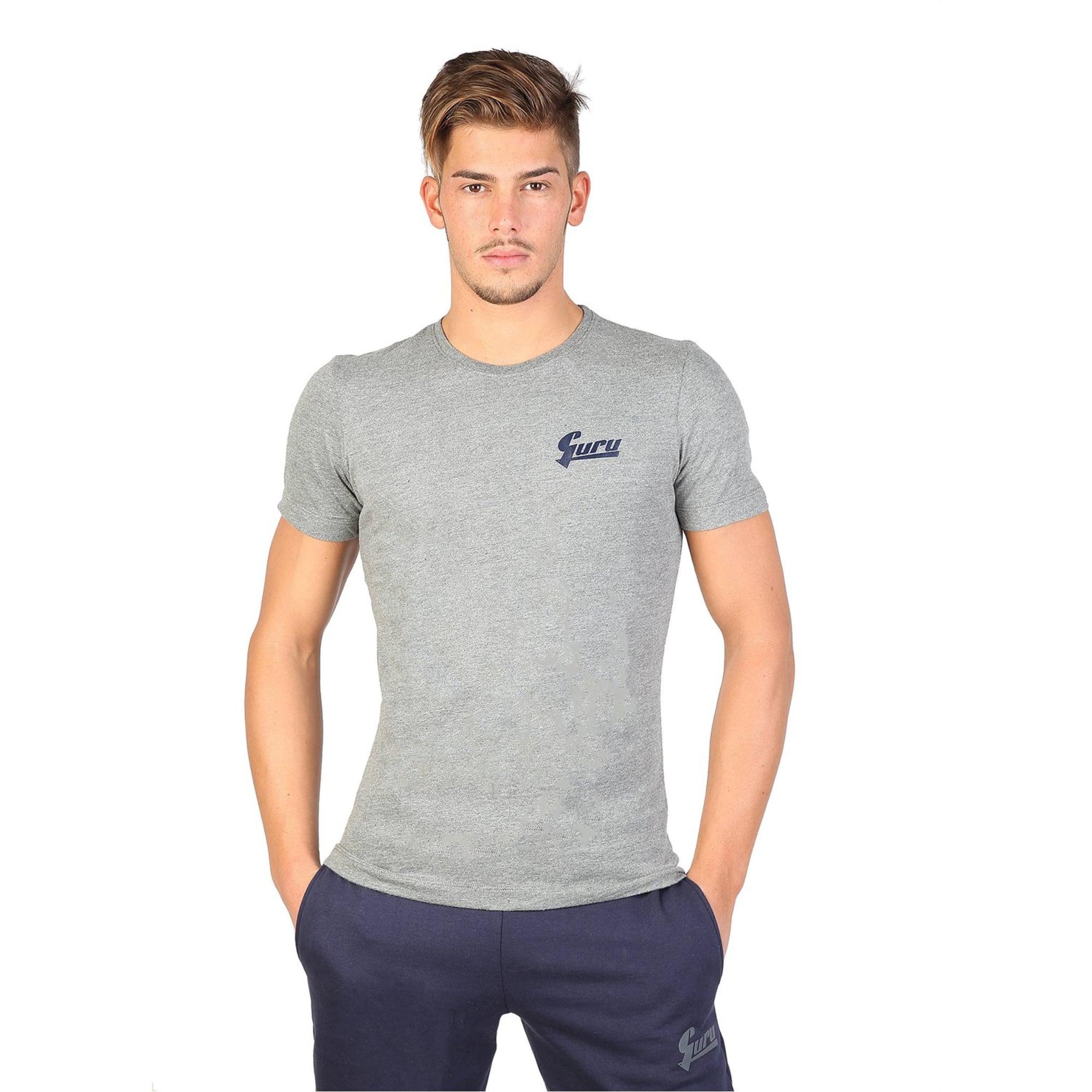 Tee-shirt GURU Gris, anthracite